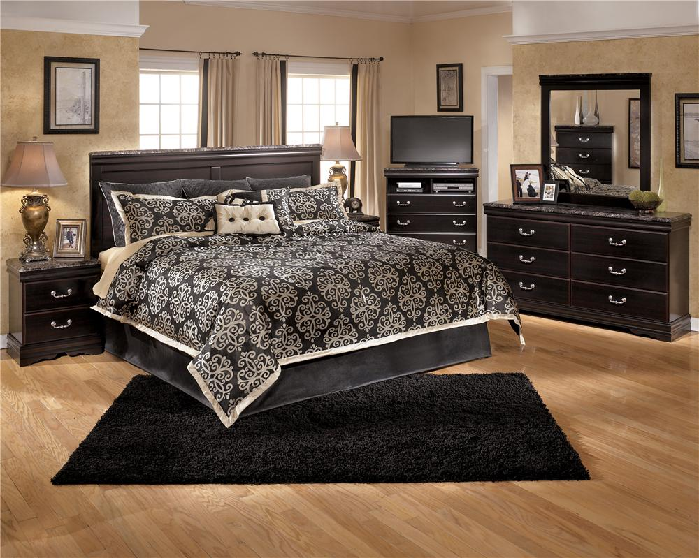 Signature Design by Ashley Furniture Esmarelda Esmeralda Bedroom