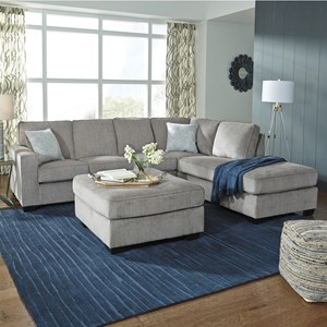Signature Design By Ashley Altari 2 Piece Sectional With