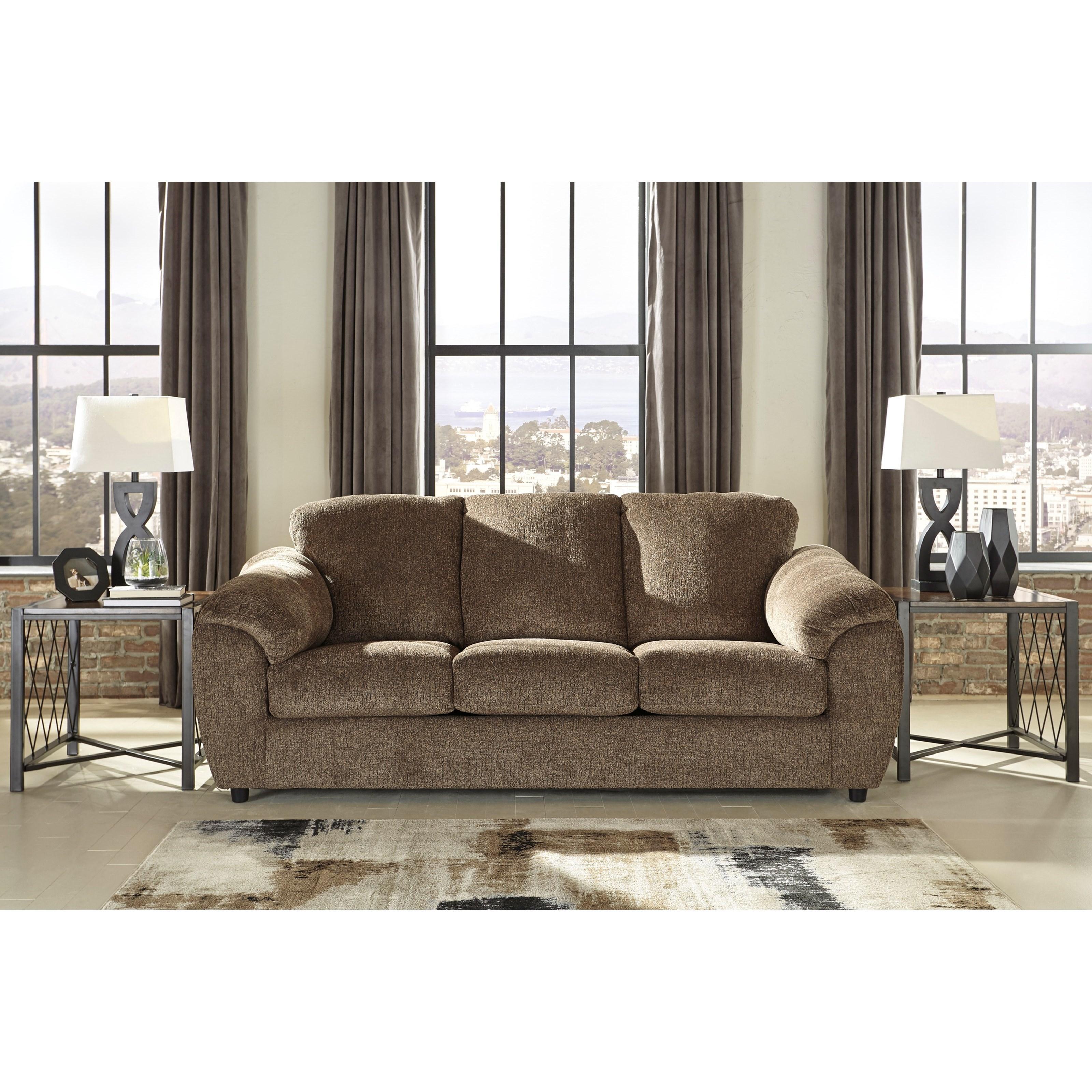Signature design by ashley azaline 9320338 casual for Ashley furniture appleton