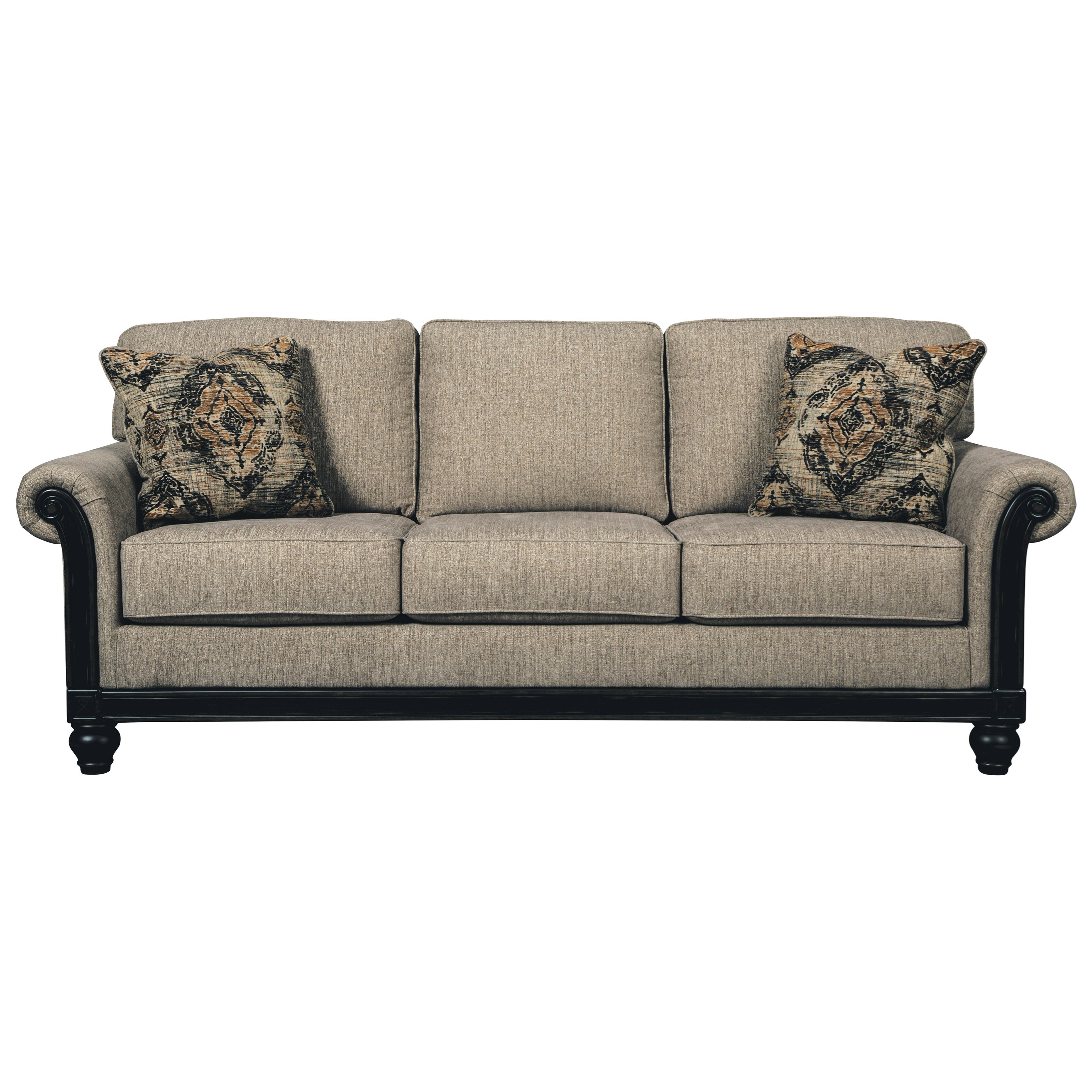 Ashley signature design blackwood 3350339 transtional for Ashley sleeper sofa