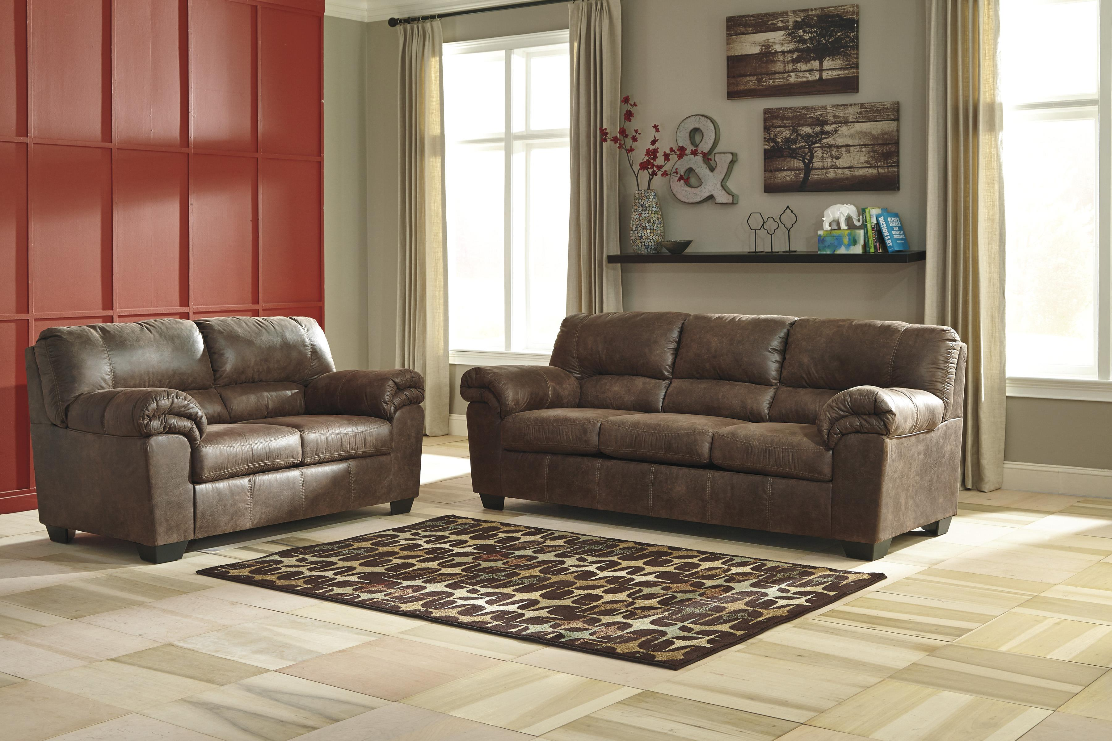 Signature Design By Ashley Bladen Stationary Living Room Group Del Sol Furniture Stationary