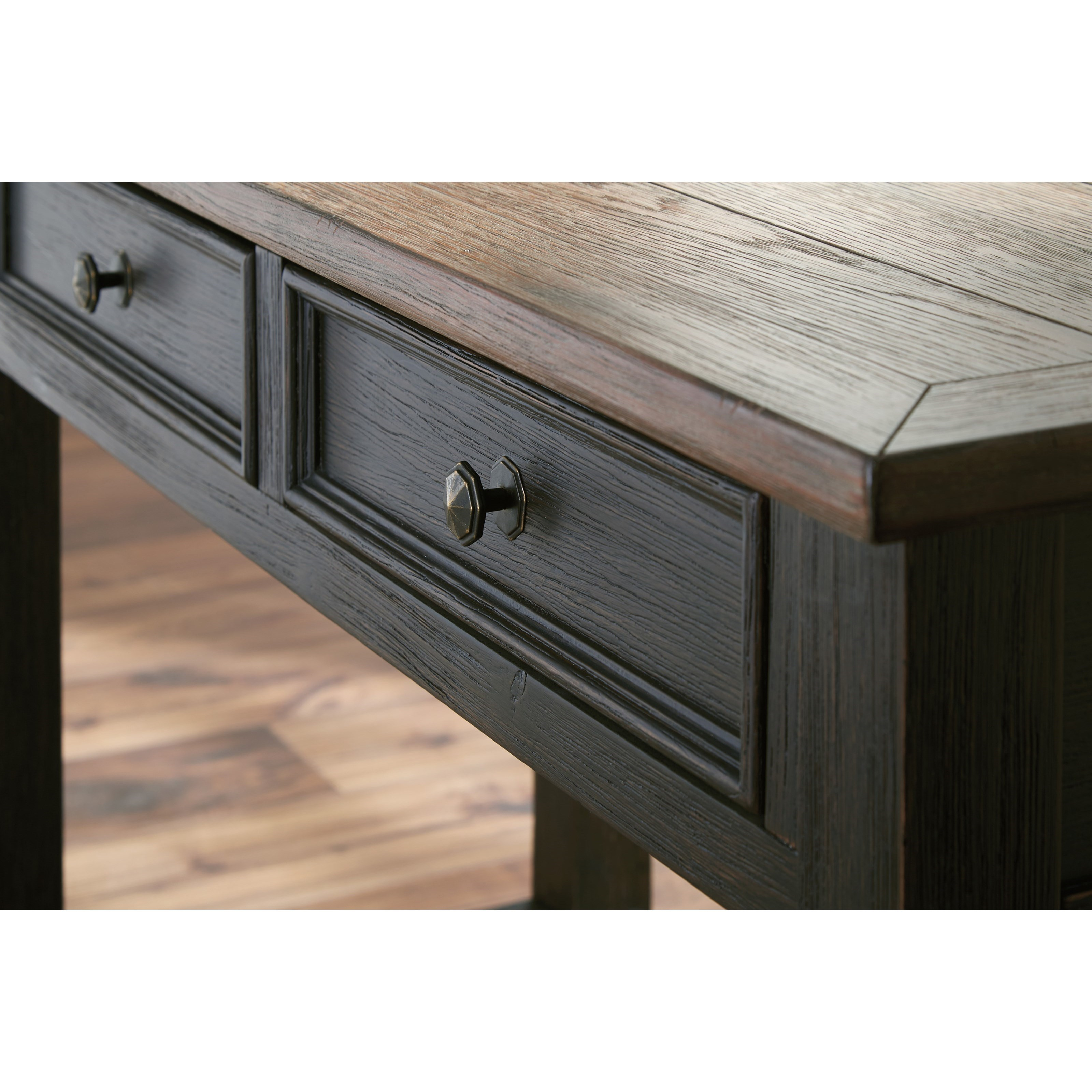 Signature Design By Ashley Tyler Creek T736 4 Sofa Table