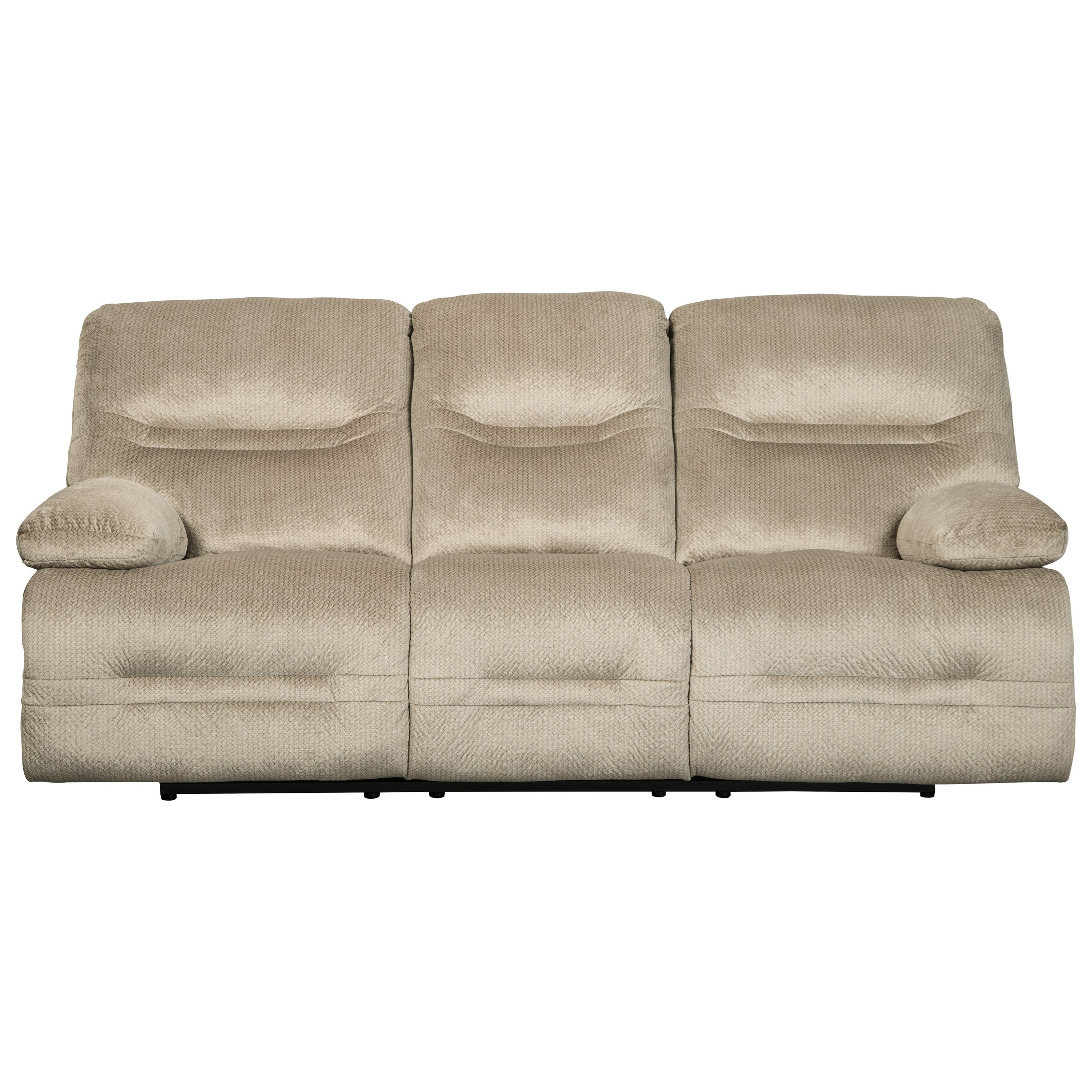 Signature design by ashley brayburn 7770287 contemporary for Contemporary reclining sofas
