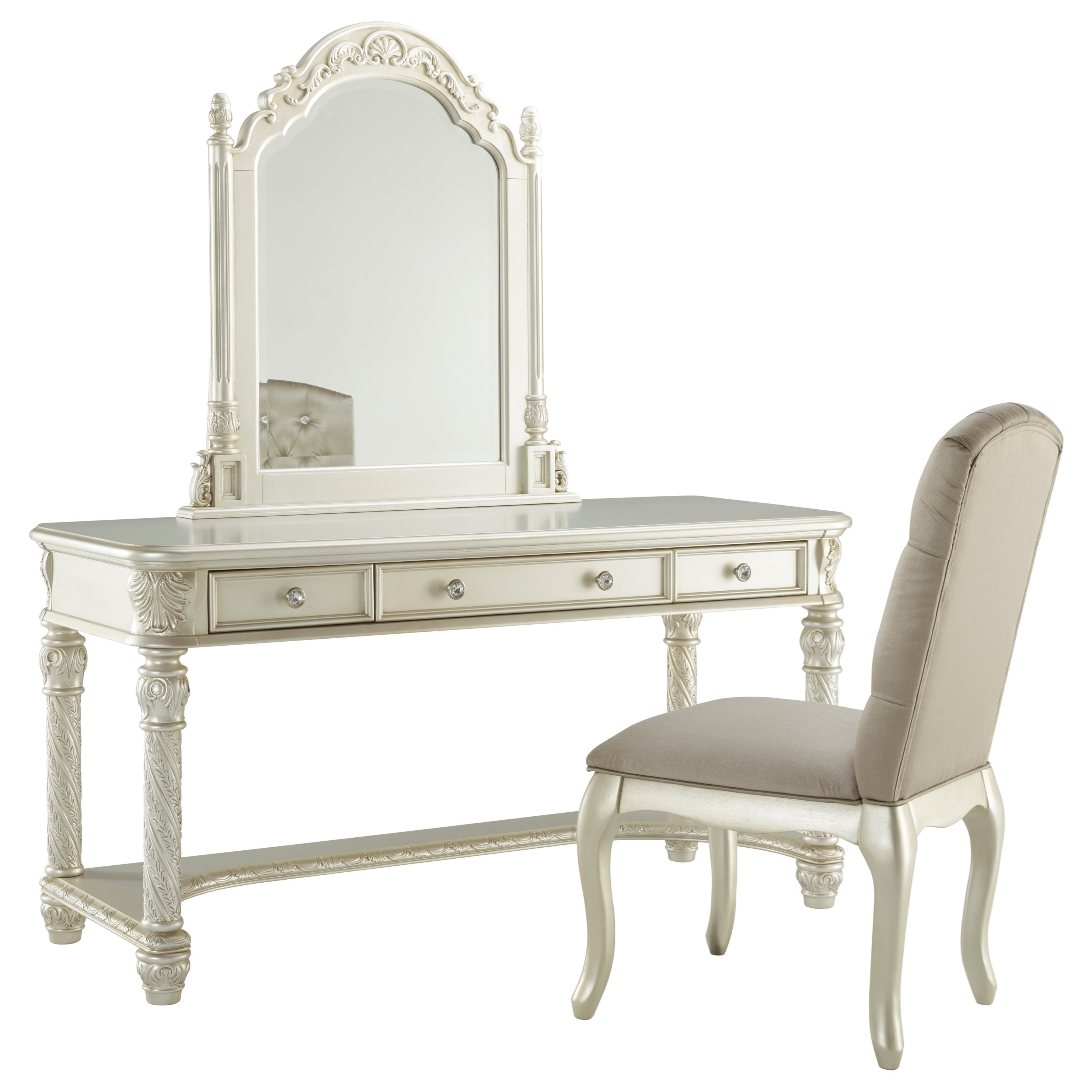 Signature Design By Ashley Cassimore Traditional Vanity