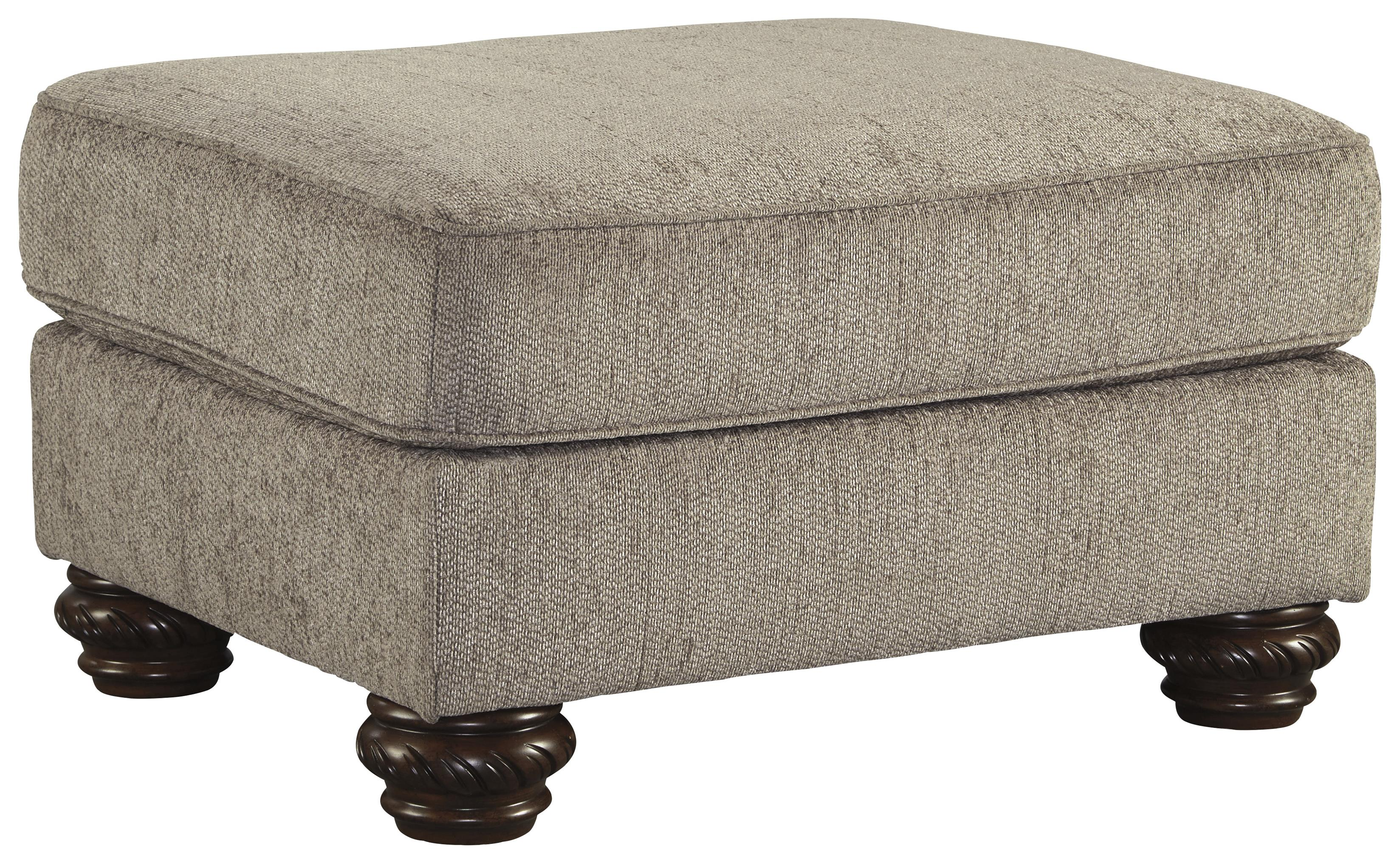 Signature Design by Ashley Cecilyn Traditional Ottoman
