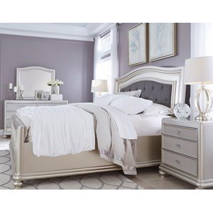 Signature Design By Ashley Furniture Birlanny Queen Bedroom Group Sam 39 S Appliance Furniture