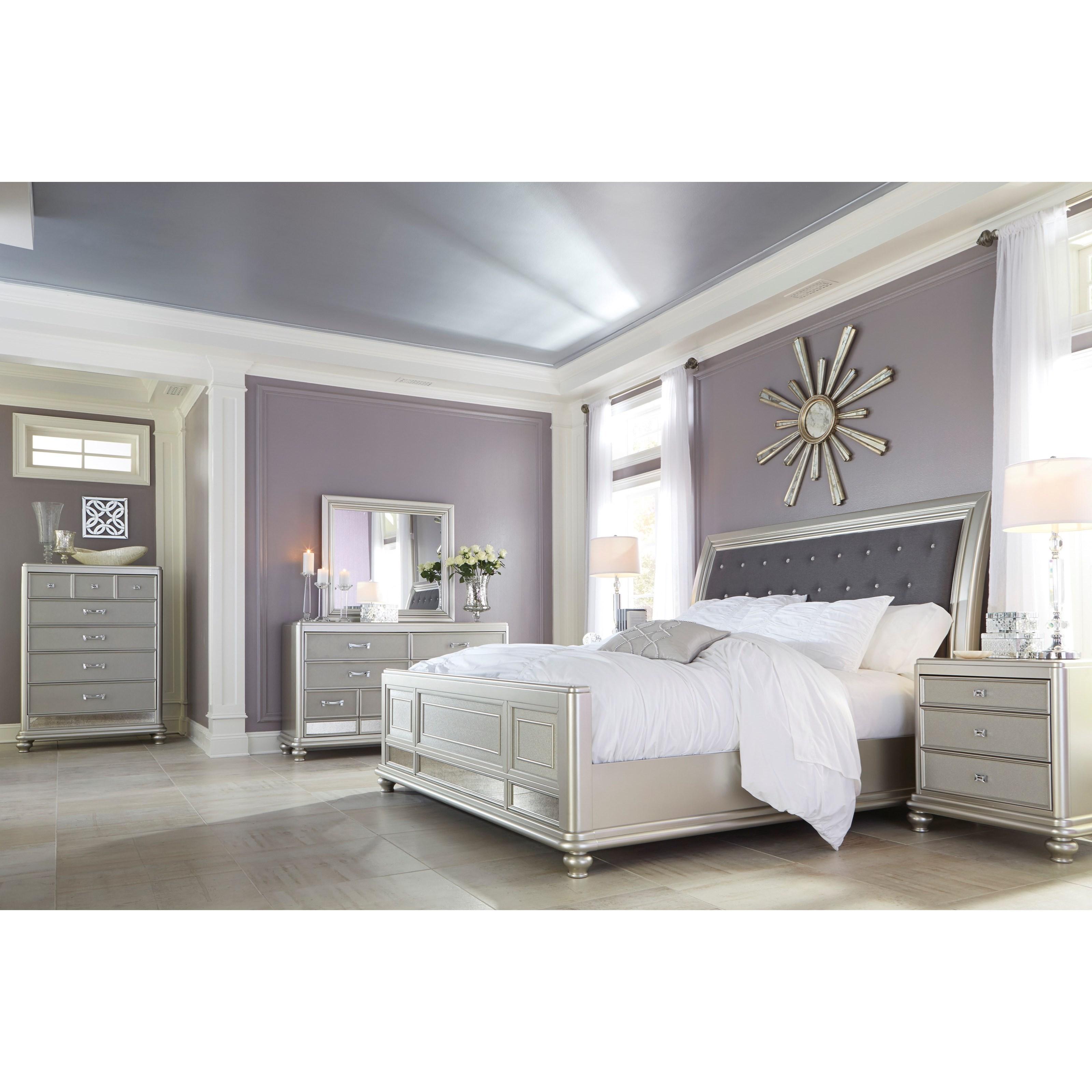 signature design by ashley coralayne dresser bedroom
