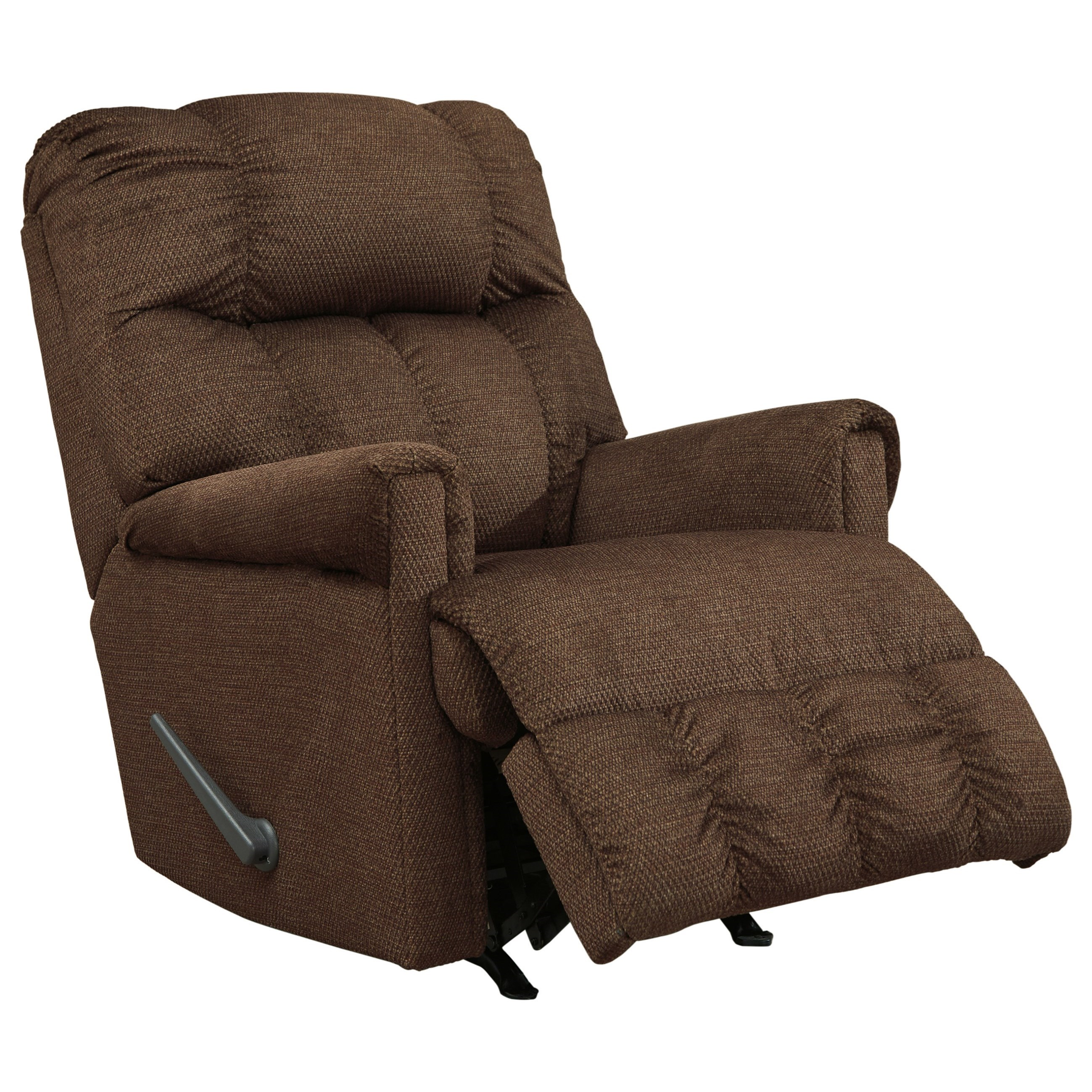 Signature Design by Ashley Craggly Casual Rocker Recliner