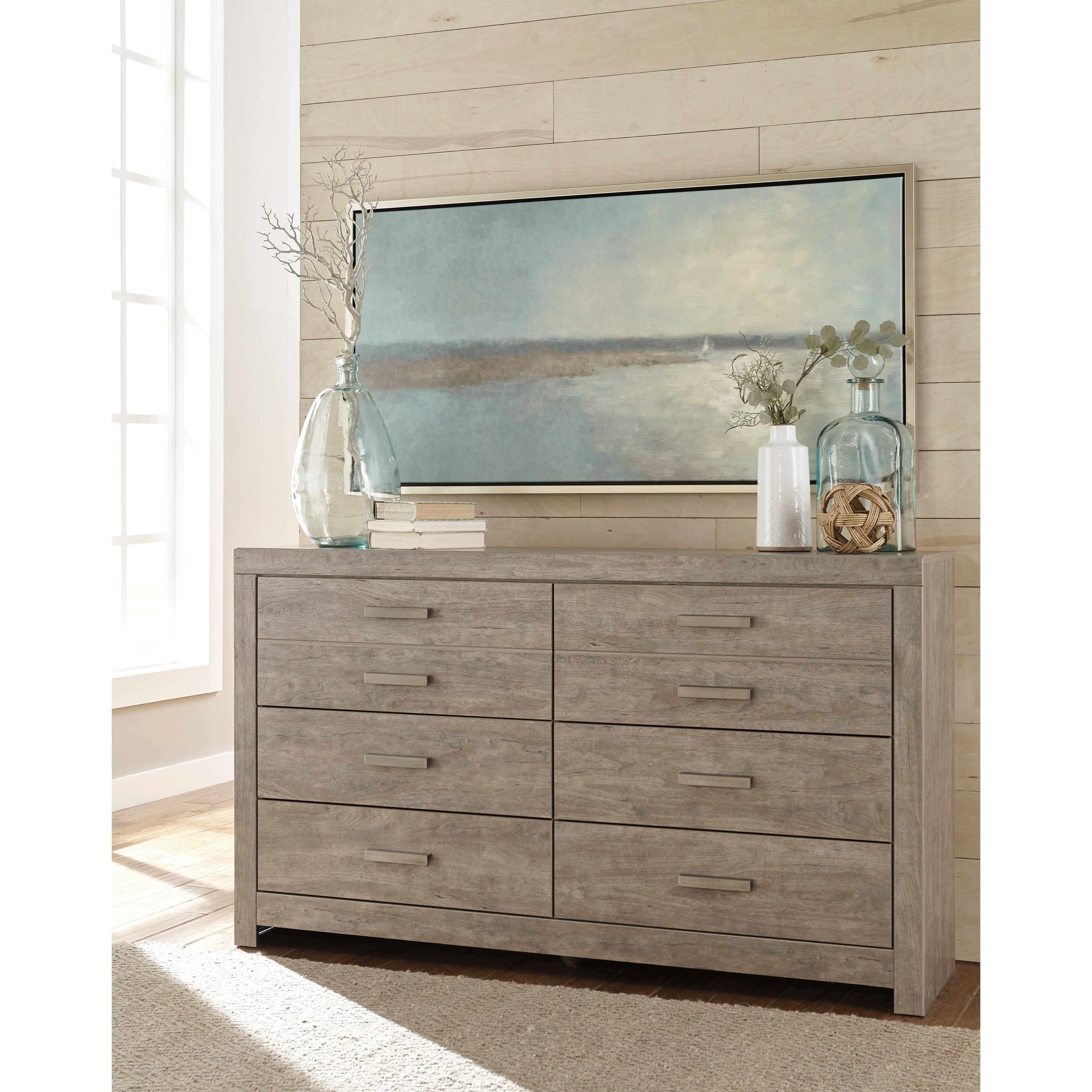 Ashley signature design culverbach b070 31 contemporary for Dresser design
