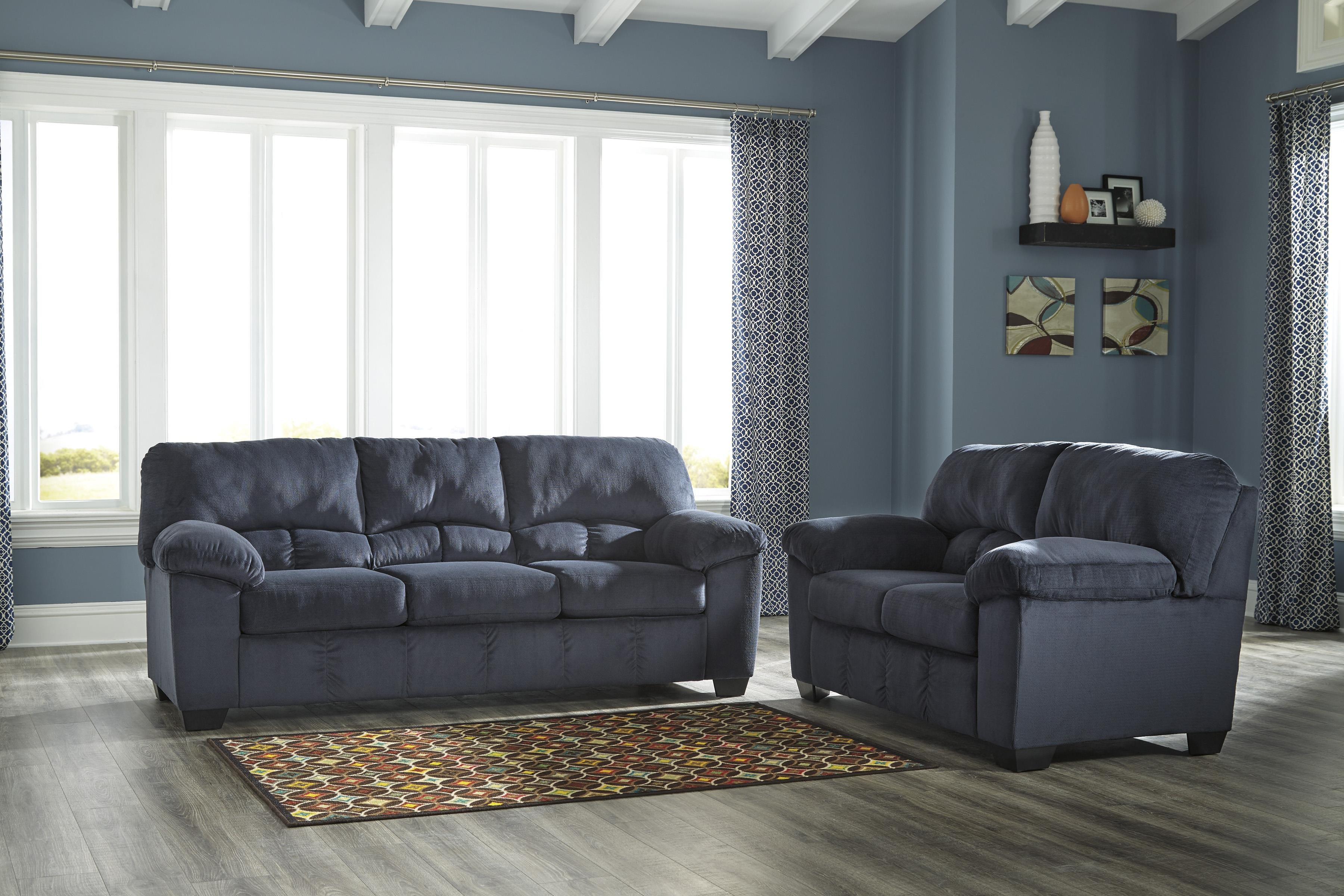 Signature Design By Ashley Dailey Stationary Living Room Group Northeast Fa