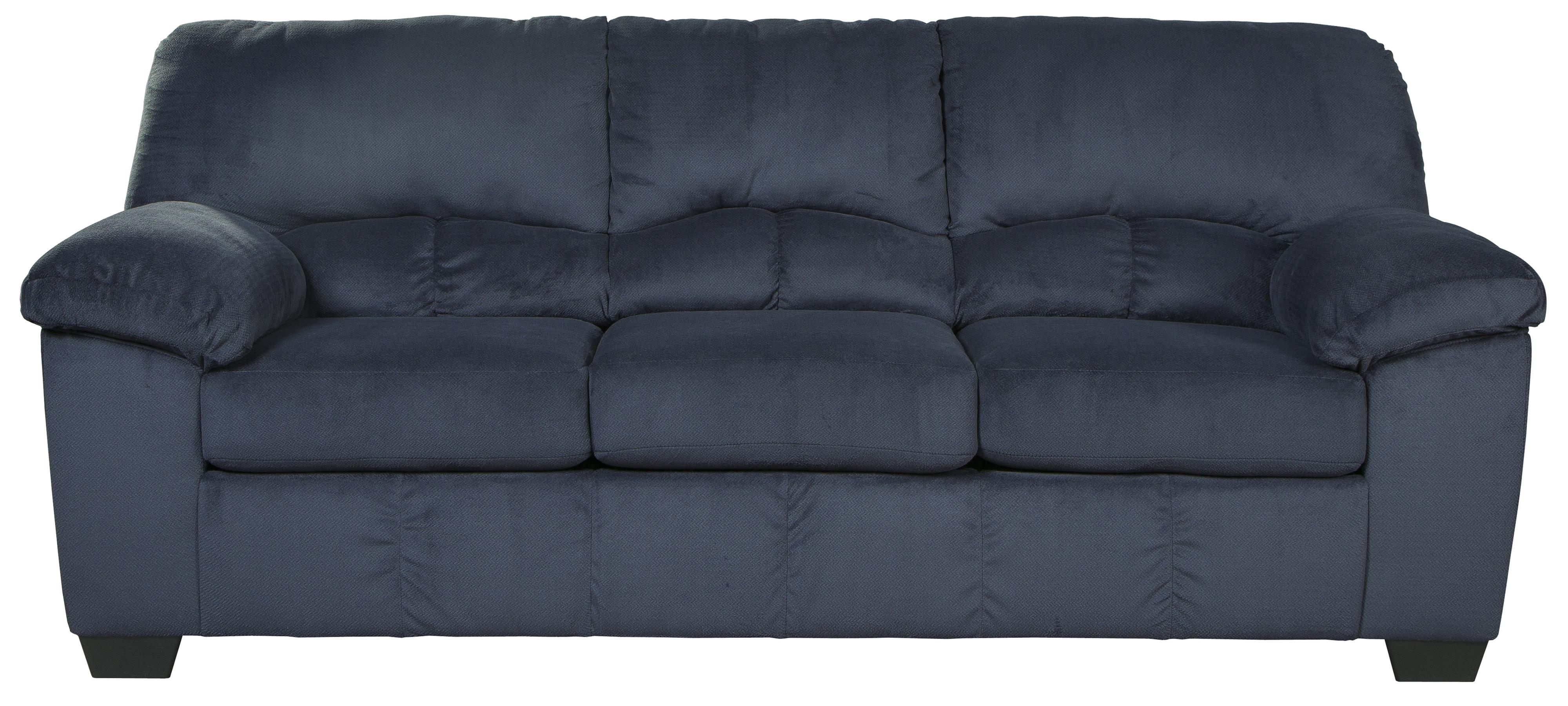 Signature Design By Ashley Dailey Casual Contemporary Sofa