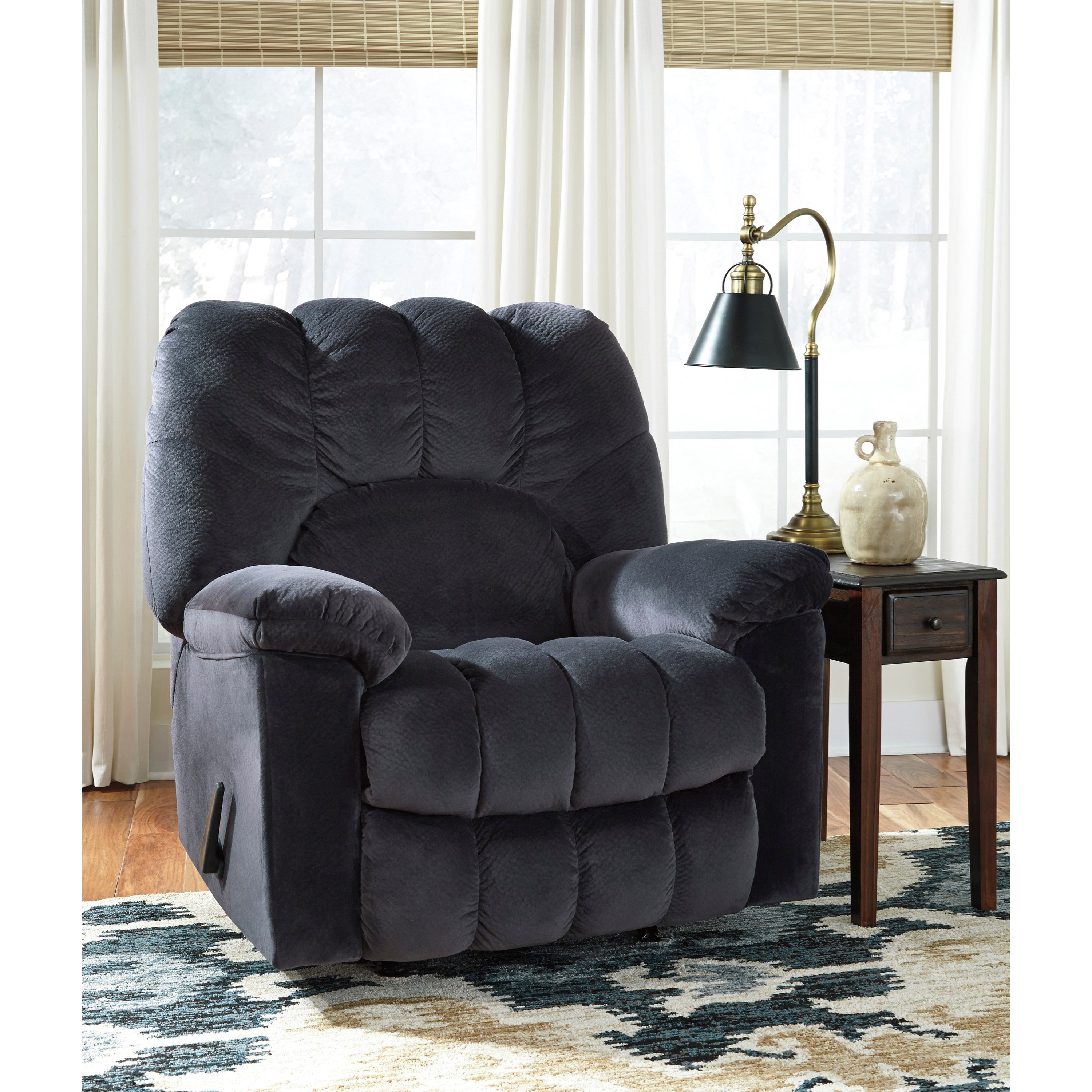 Signature design by ashley dombay 5860325 rocker recliner for Ashley furniture appleton