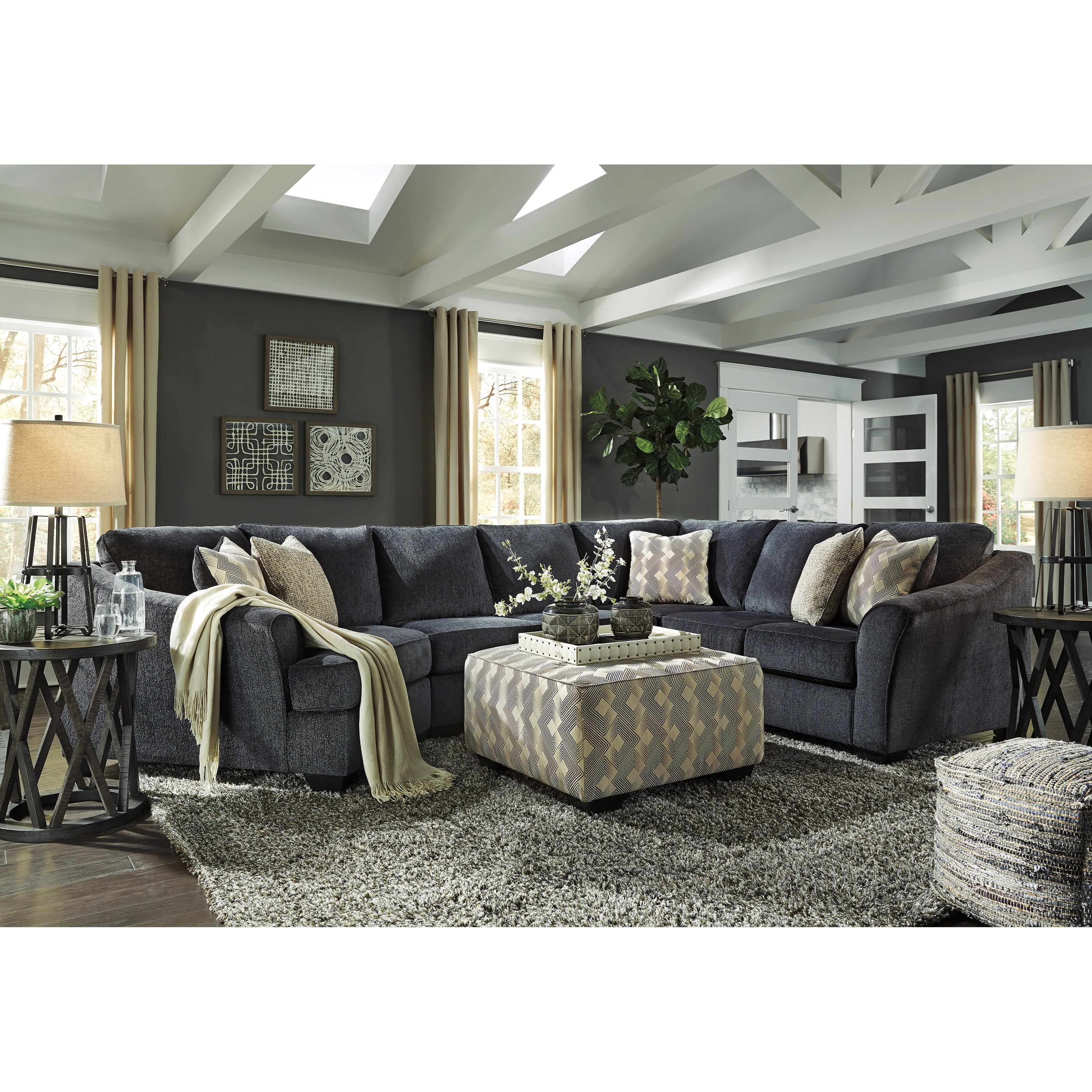 Signature Design By Ashley Eltmann Stationary Living Room
