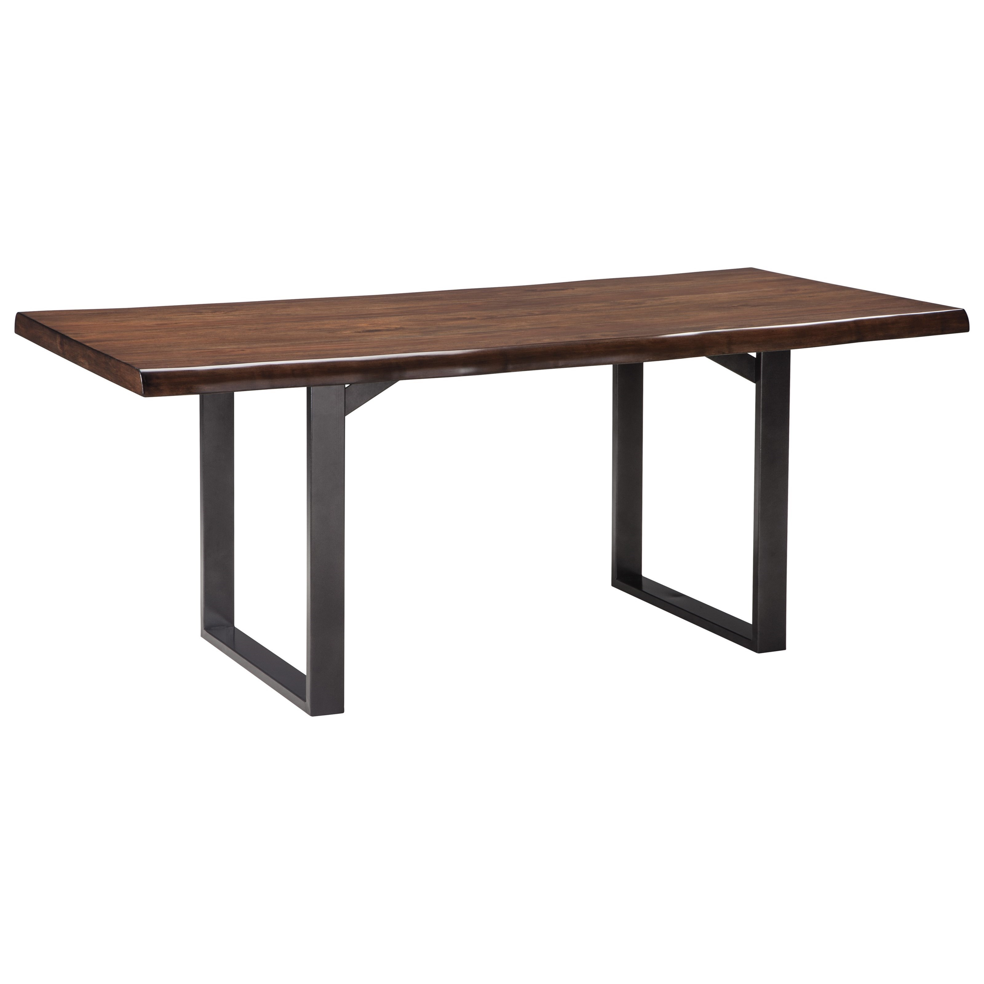 Signature design by ashley esmarina d665 25 rectangular for Ashley furniture dining room table