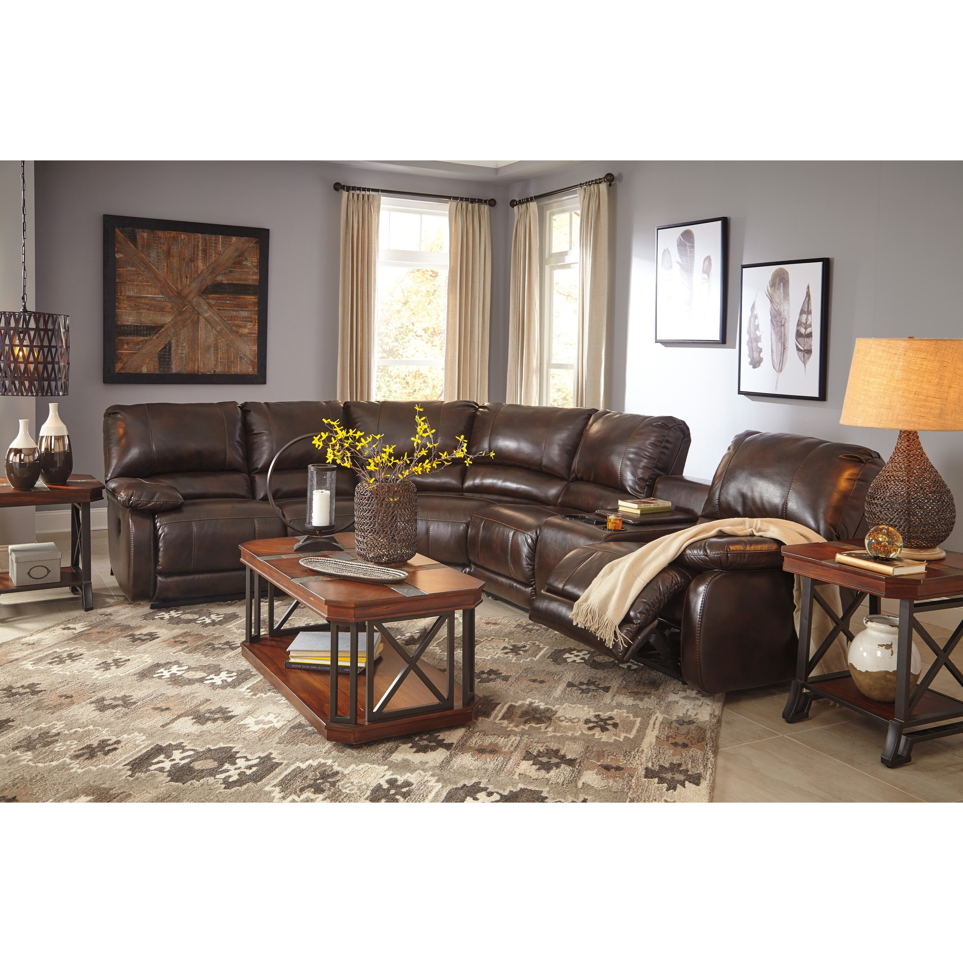 Hallettsville Living Room Collection