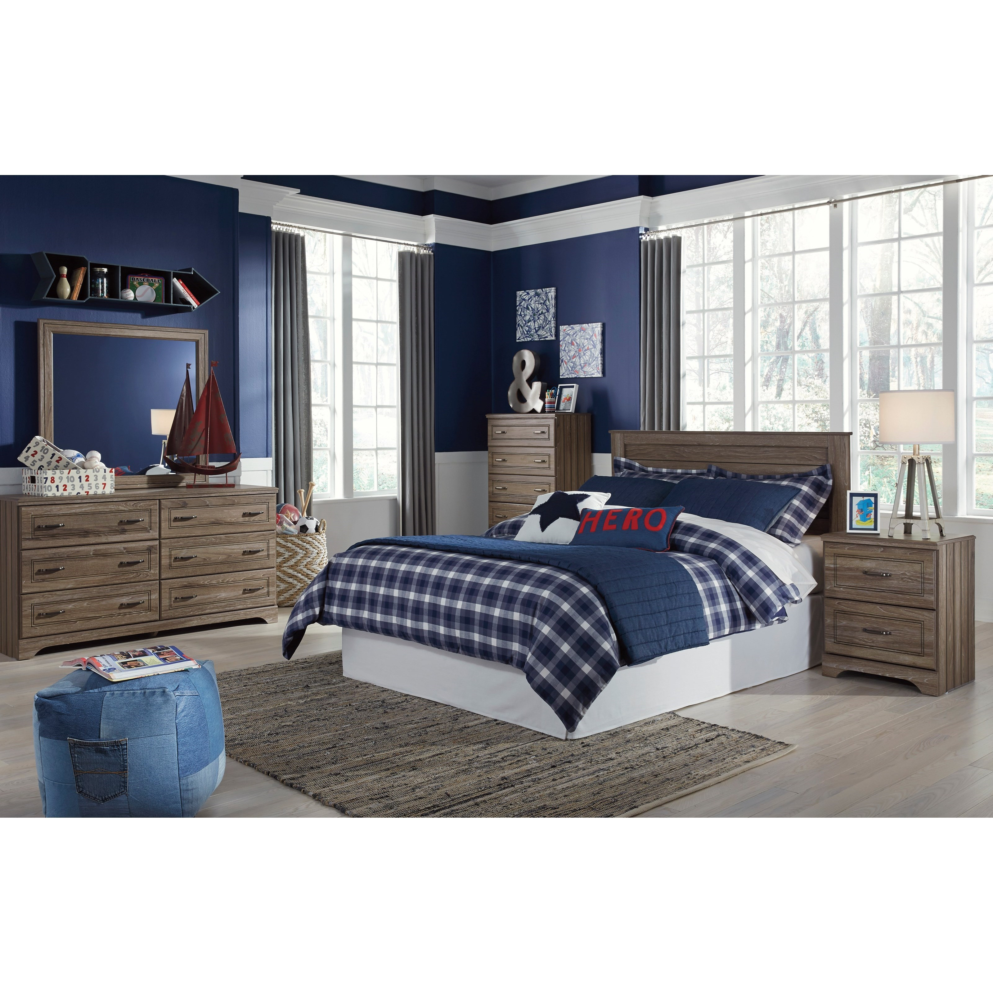 signature design by ashley javarin full bedroom group ForBedroom Furniture 30144