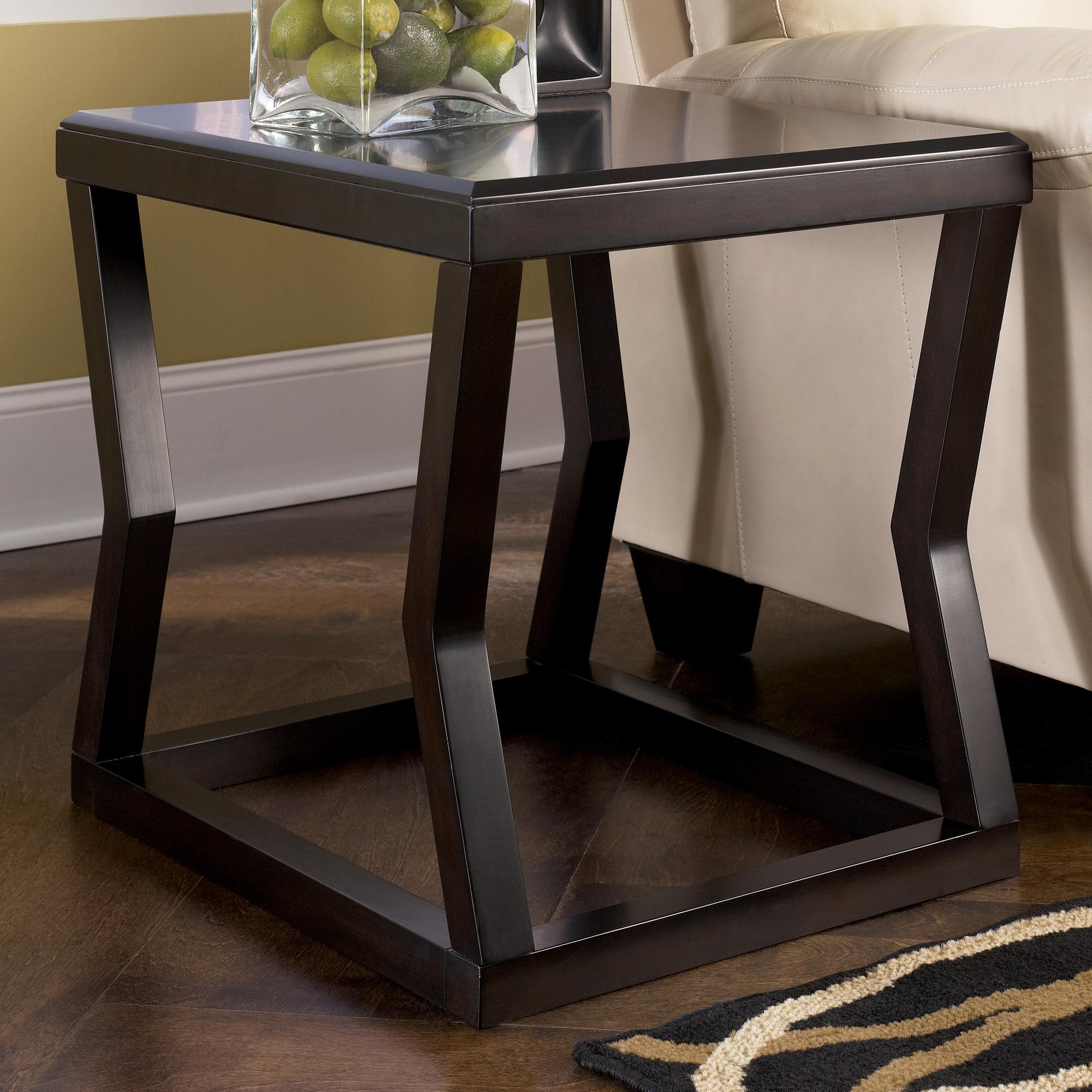 Signature design by ashley kelton rectangular end table for Ashley furniture appleton