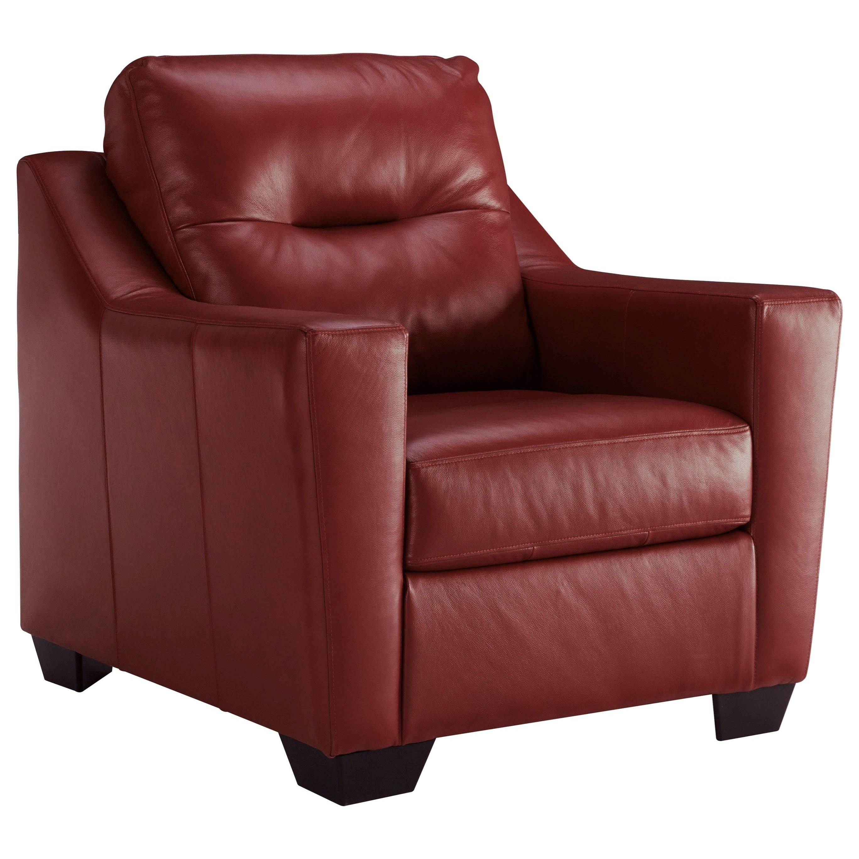 Signature design by ashley kensbridge 6390720 leather for Ashley furniture appleton