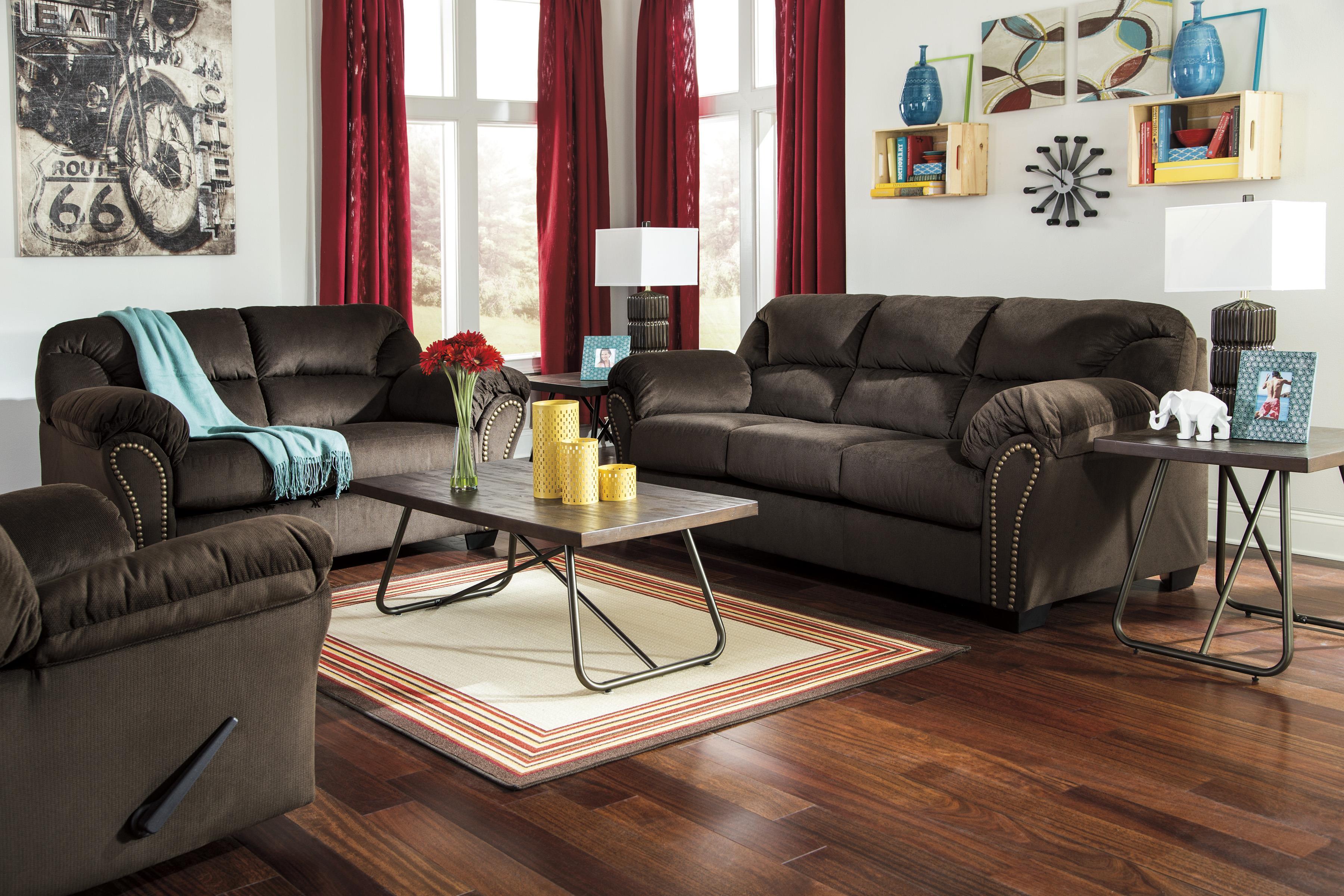 Ashley Signature Design Kinlock Stationary Living Room
