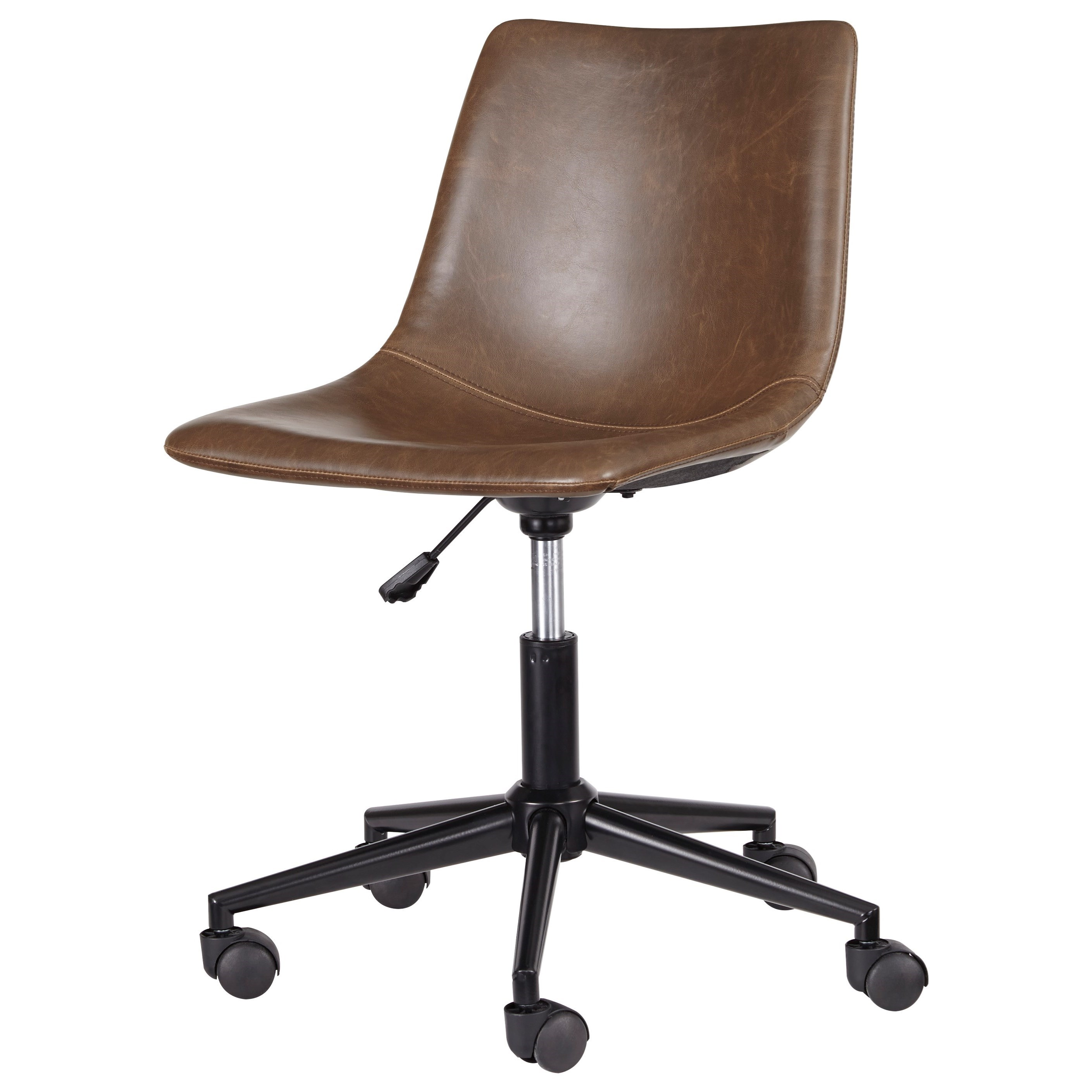Signature design by ashley office chair program h200 01 for Chair with swivel desk