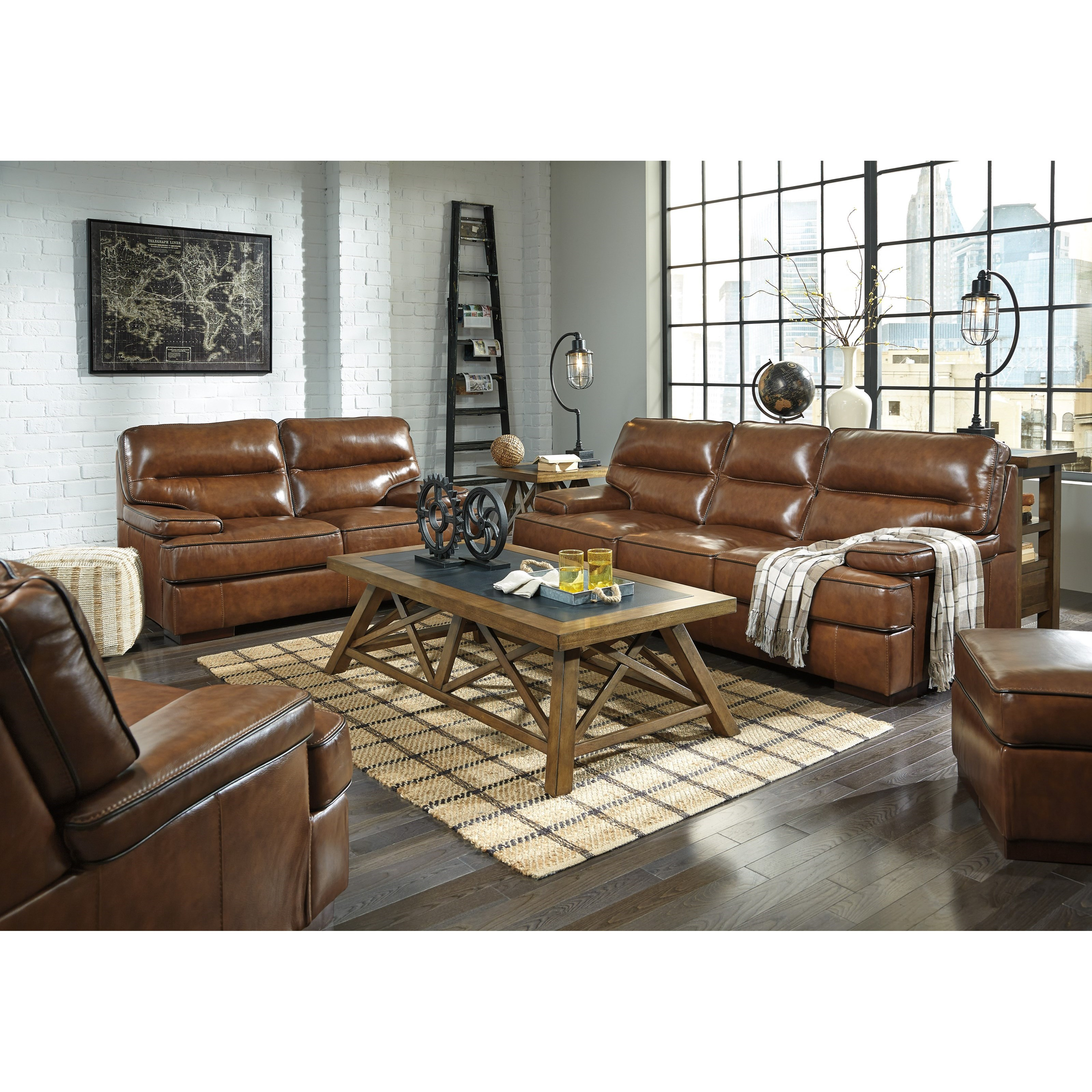 Living room group olindes furniture stationary living room groups
