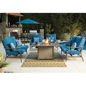 Outdoor conversation set st george cedar city for Outdoor furniture utah