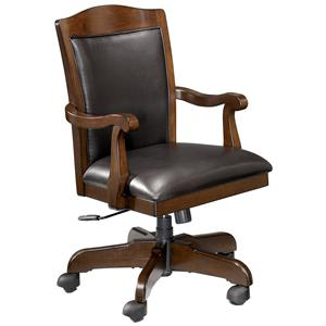 Signature Design By Ashley Porter L Shape Desk With Large Storage Leg Desk And Large Hutch