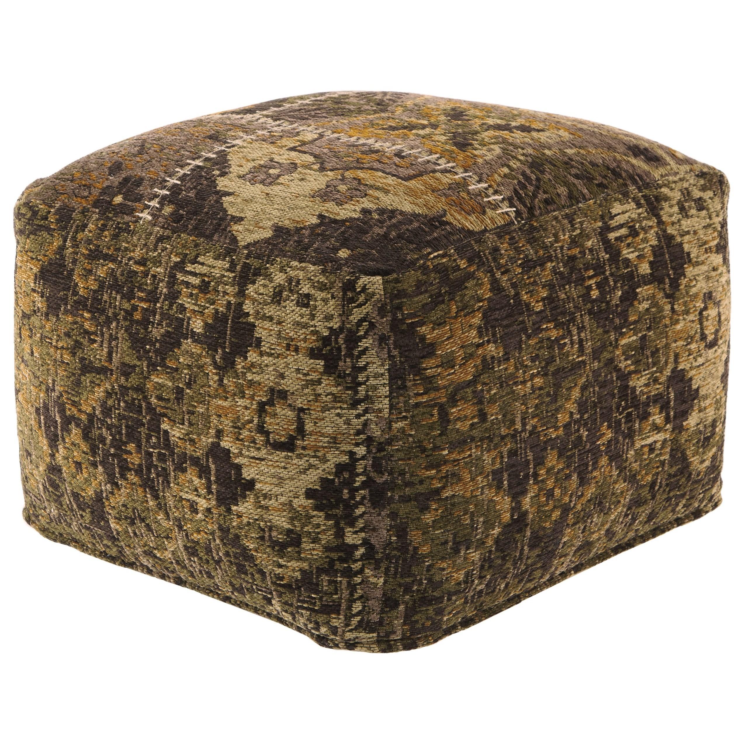 signature design by ashley poufs a1000110 stevensville. Black Bedroom Furniture Sets. Home Design Ideas