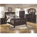 Signature Design By Ashley Furniture Ridgley Queen Bedroom Group Sam 39 S Appliance Furniture