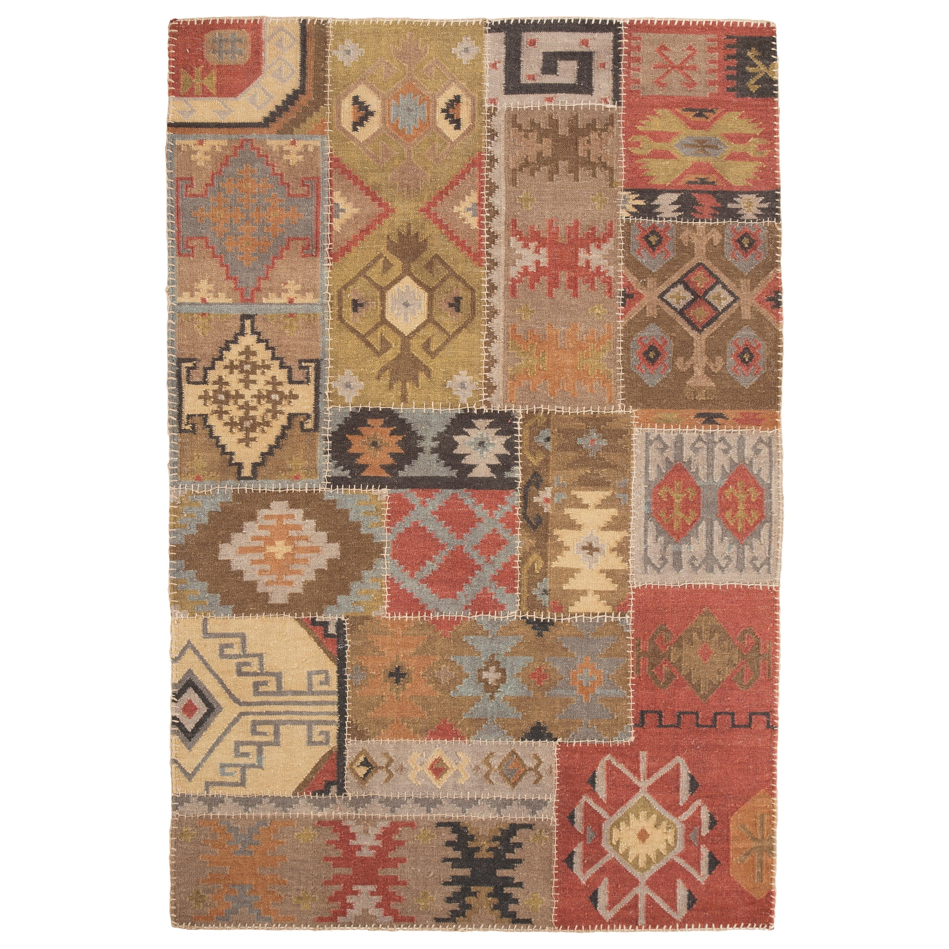 Signature Design By Ashley Traditional Classics Area Rugs Posey Multi Medium Rug Rife 39 S Home