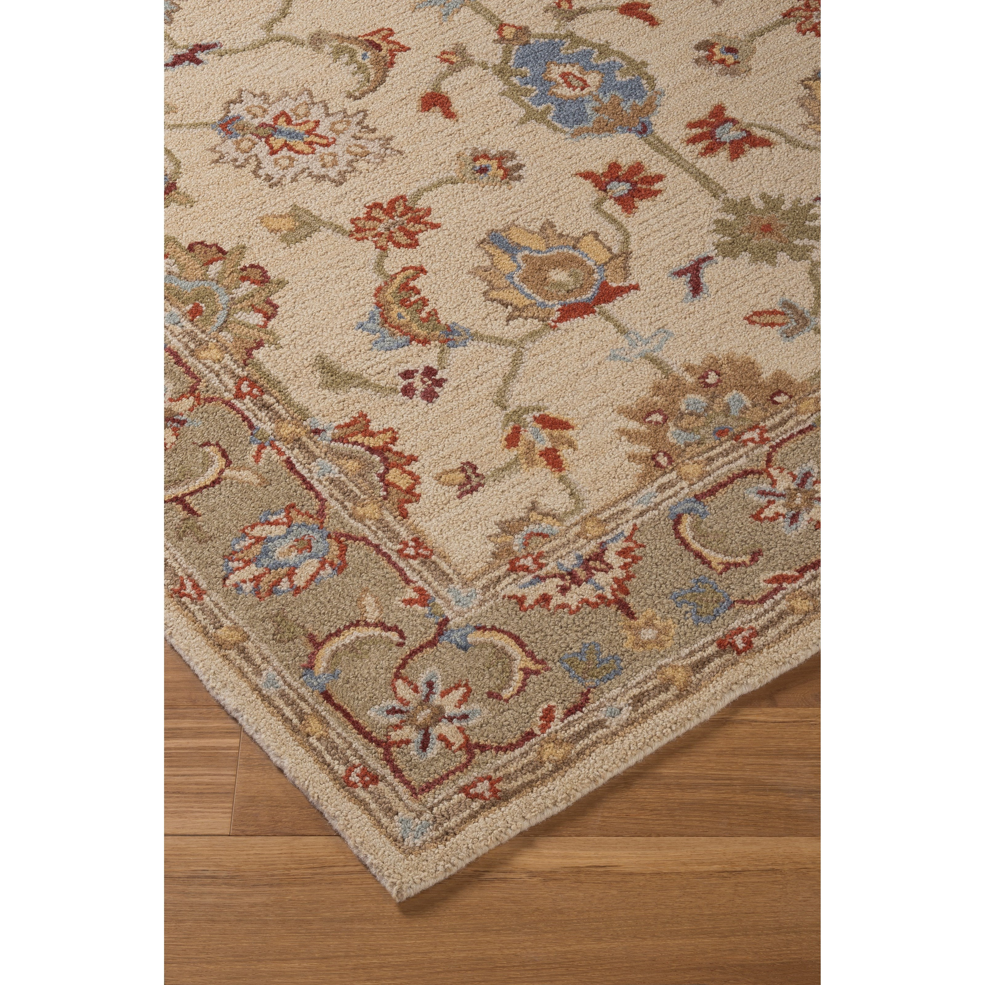 Signature Design By Ashley Traditional Classics Area Rugs R401622 Yarber Sahara Medium Rug