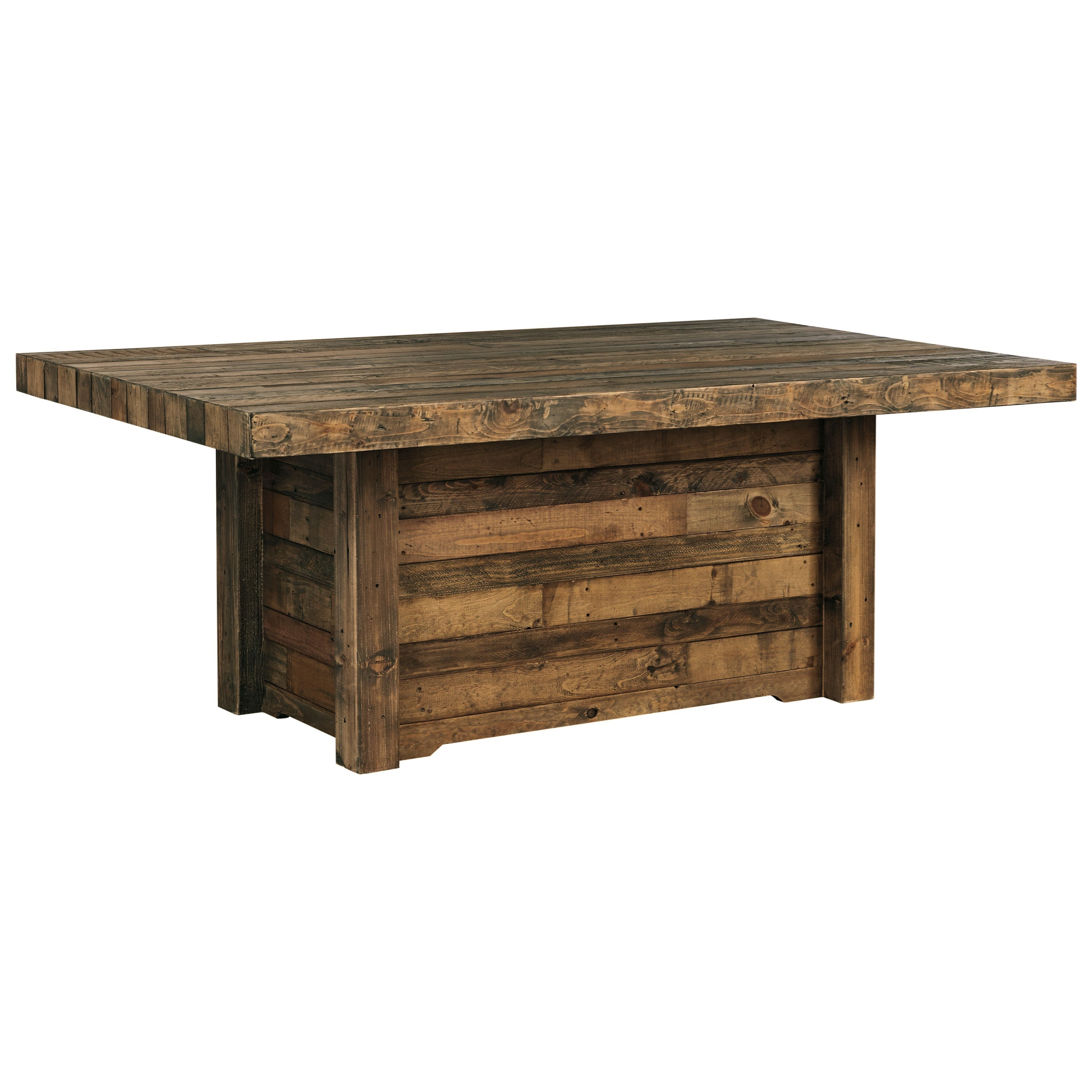 pine rectangular dining room table del sol furniture dining tables