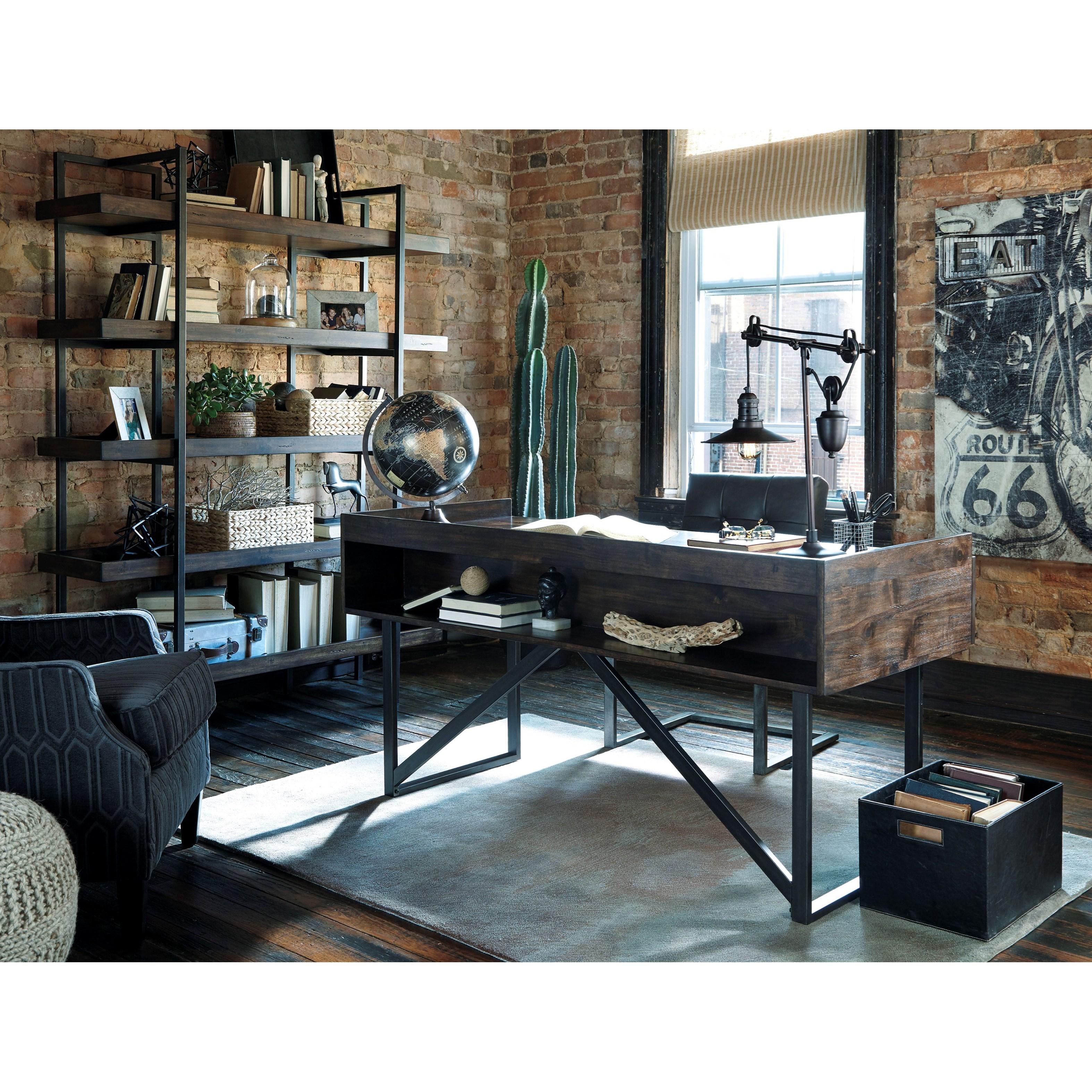 Signature Design By Ashley Starmore H633 70 Modern Rustic