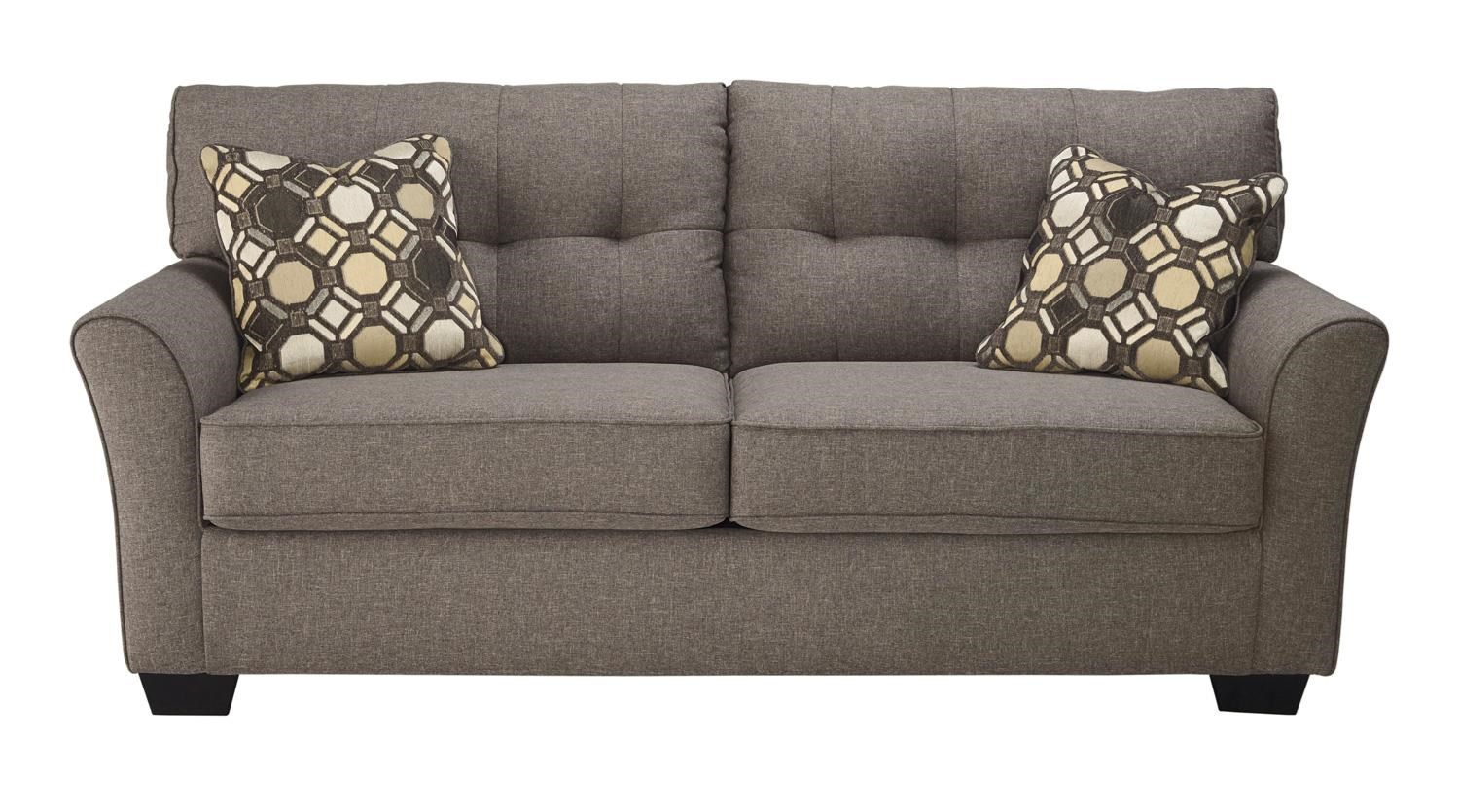 Signature Design By Ashley Tibbee Contemporary Sofa With