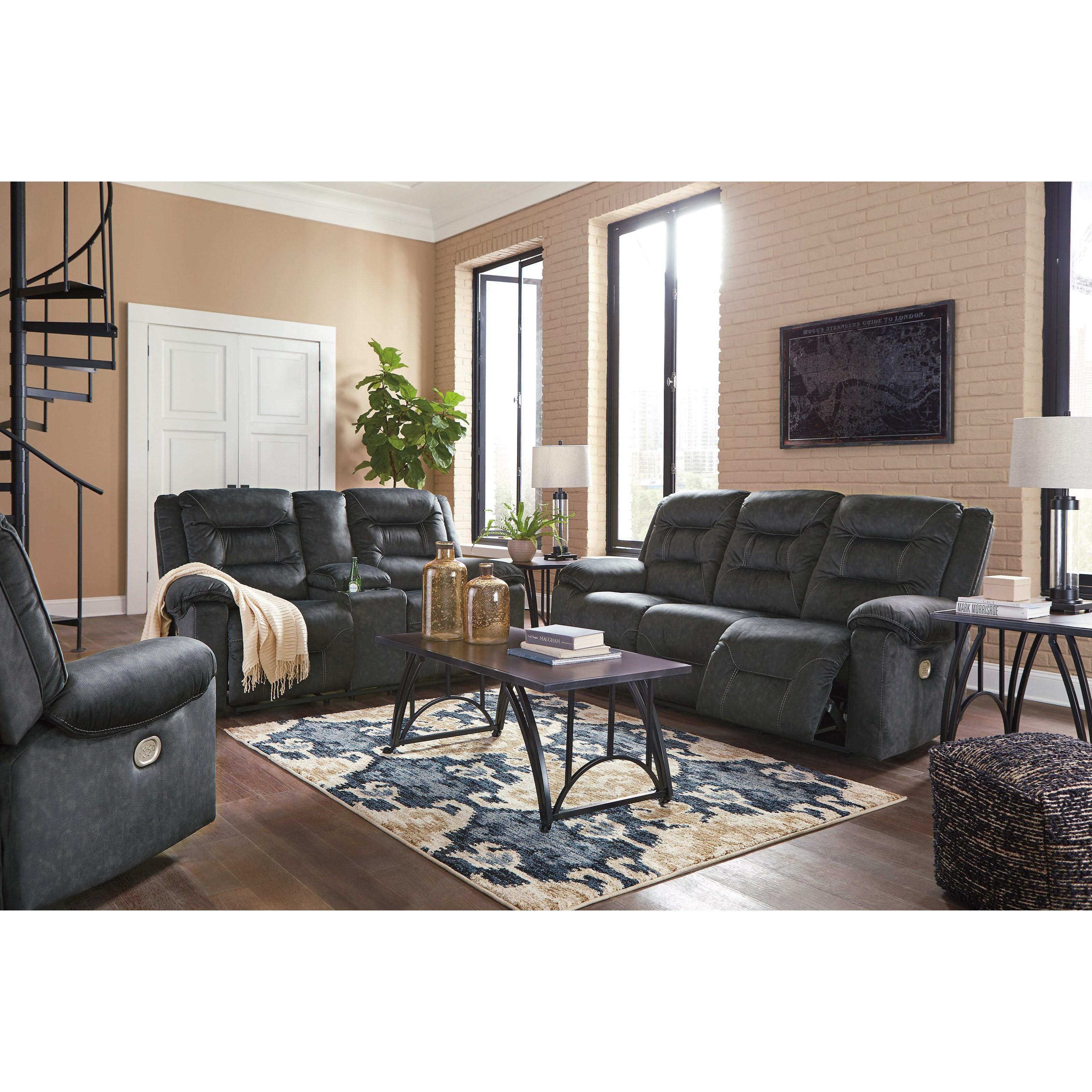 Styleline Waldheim Reclining Living Room Group Efo Furniture Outlet Reclining Living Room Groups