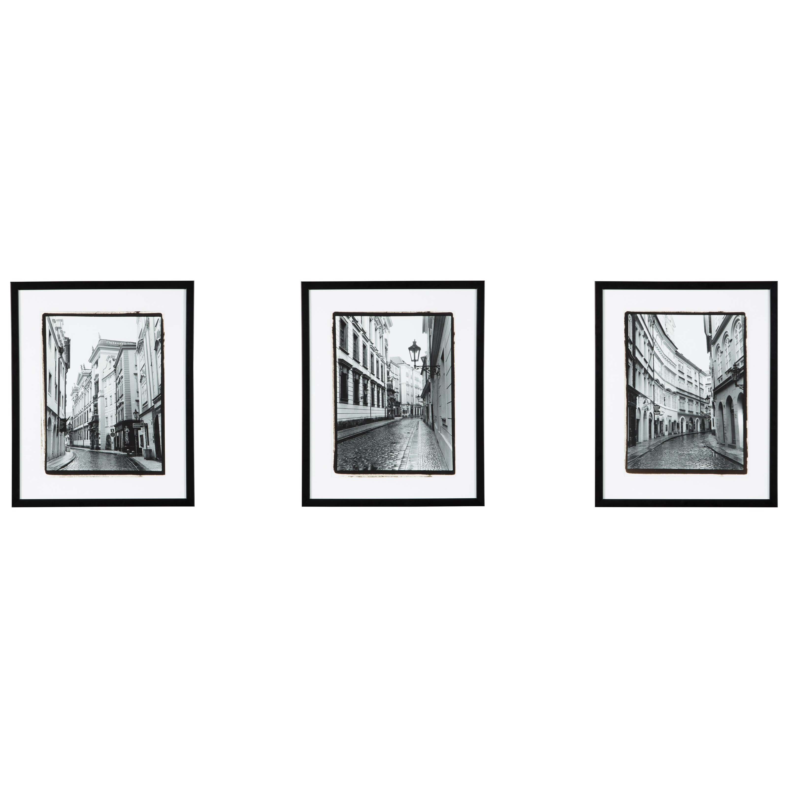 Signature design by ashley wall art a8000194 3 piece for Wall piece design