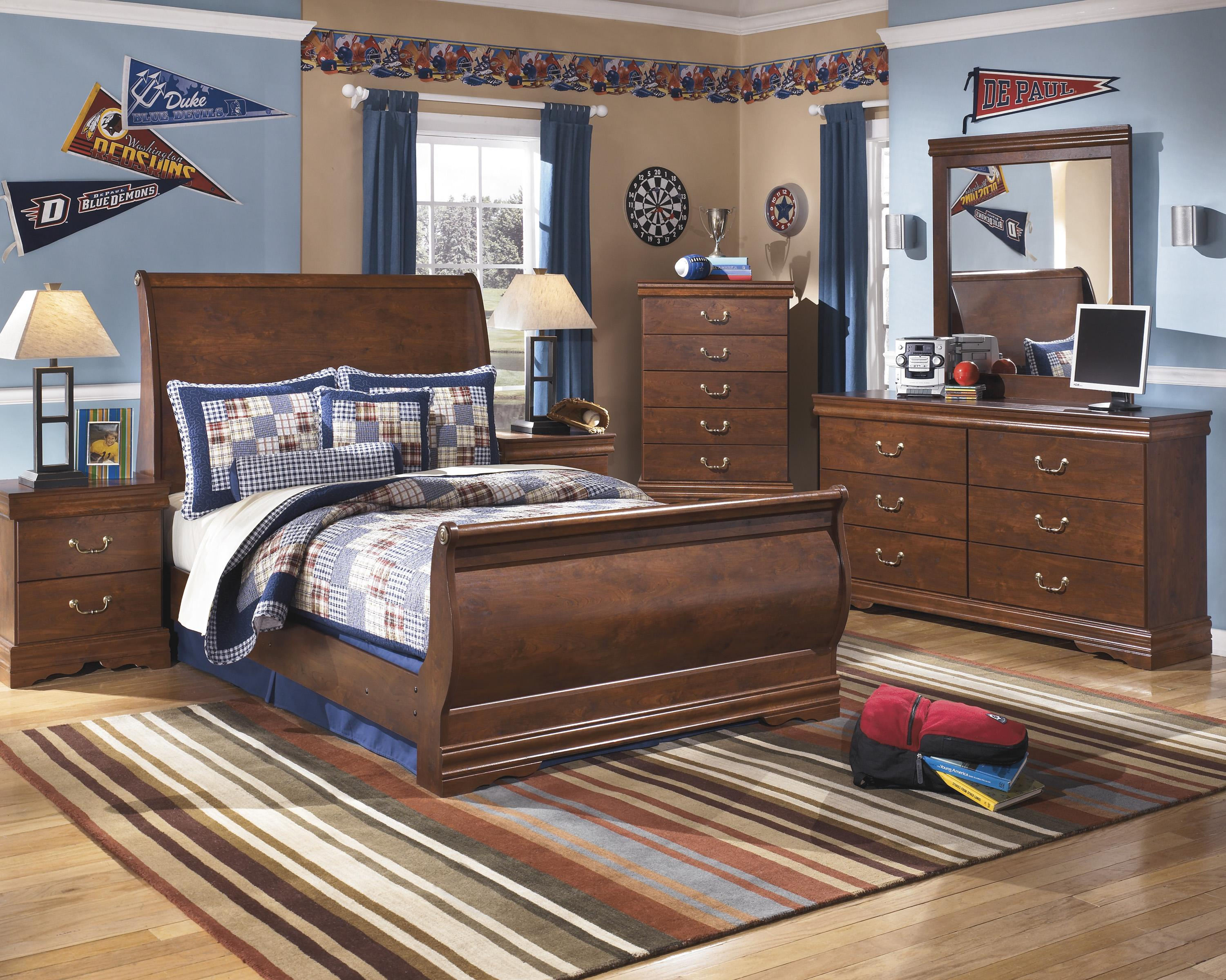 Signature Design By Ashley Wilmington Full Bedroom Group Del Sol Furniture