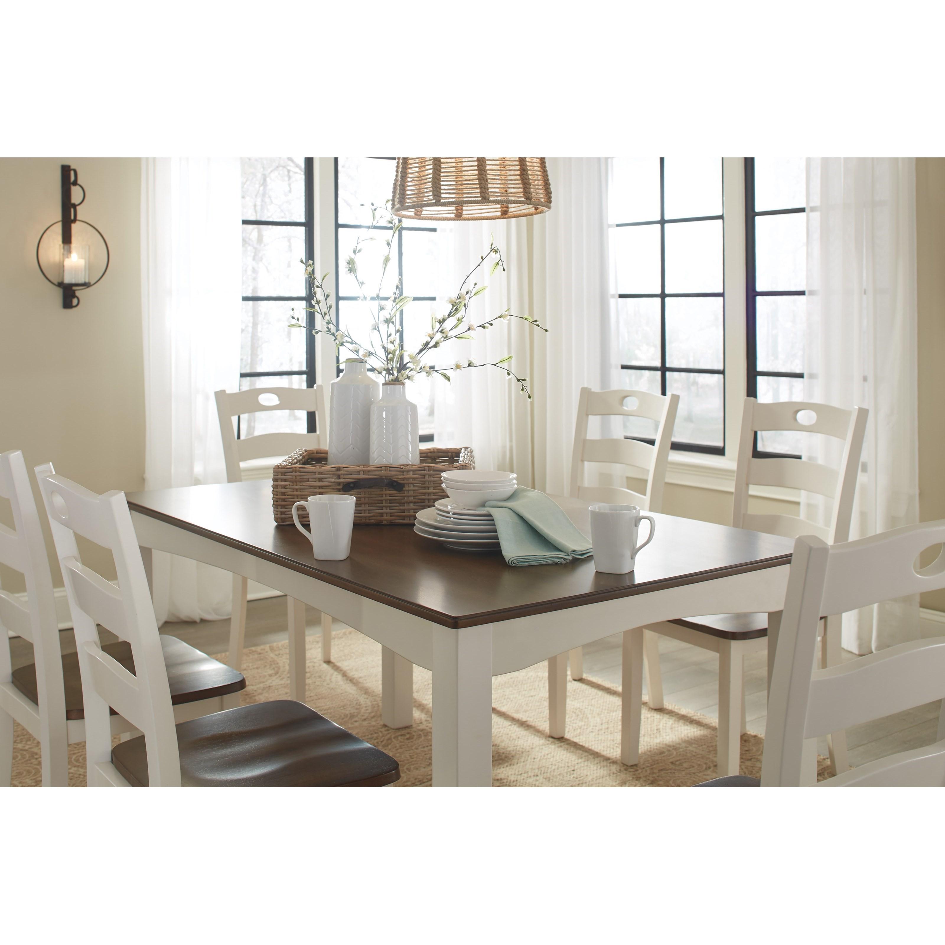 Woodanville Dining Room Set