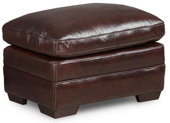Simon Li Biscayne Ottoman W Pillow Top Dream Home Furniture Ottoman Roswell Kennesaw