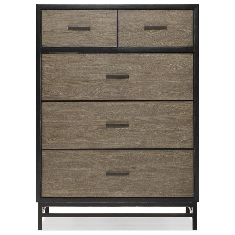 Smartstuff myroom 5 drawer chest with hidden jewelry for Hidden jewelry drawer