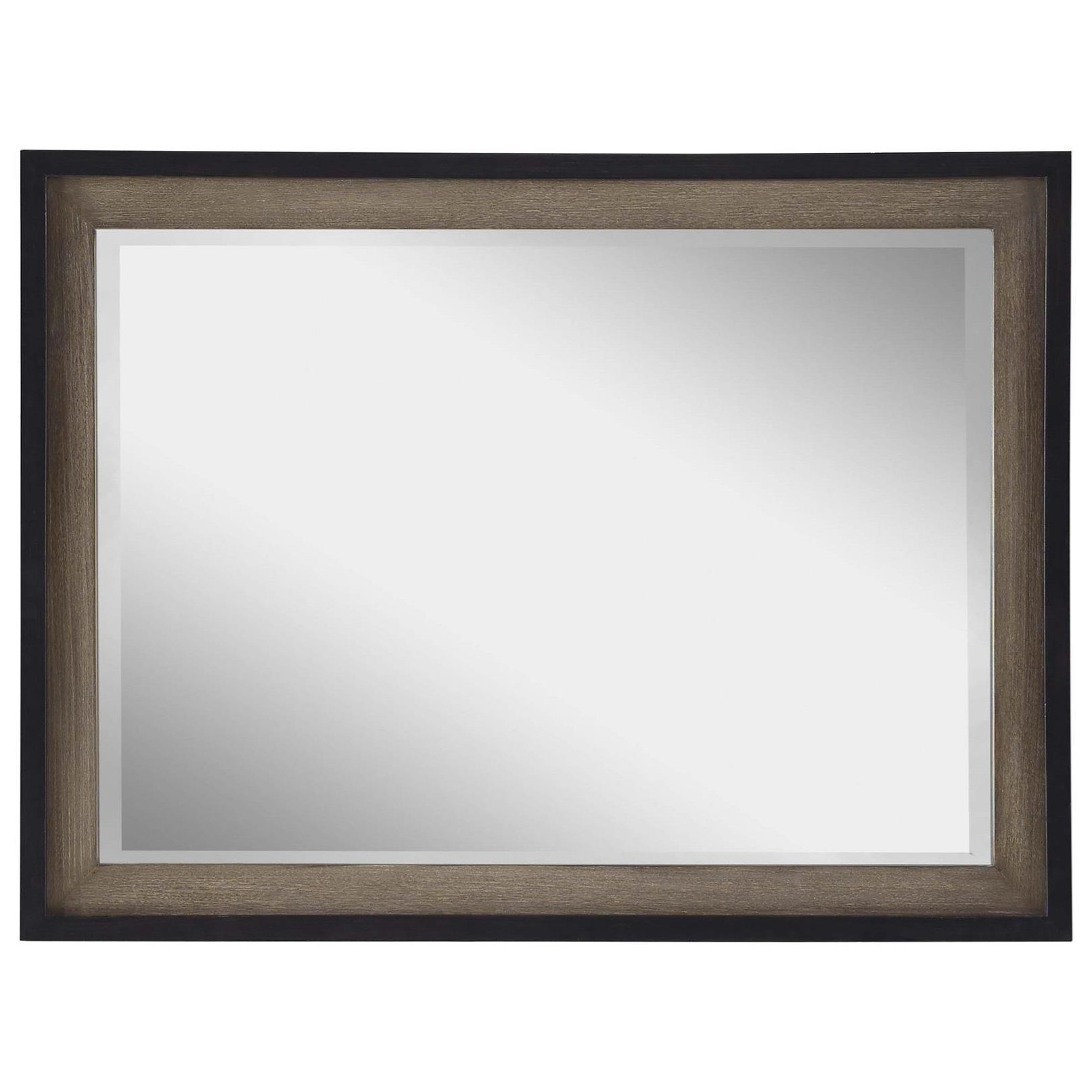 Torrance Mirror With Beveled Glass Morris Home Dresser