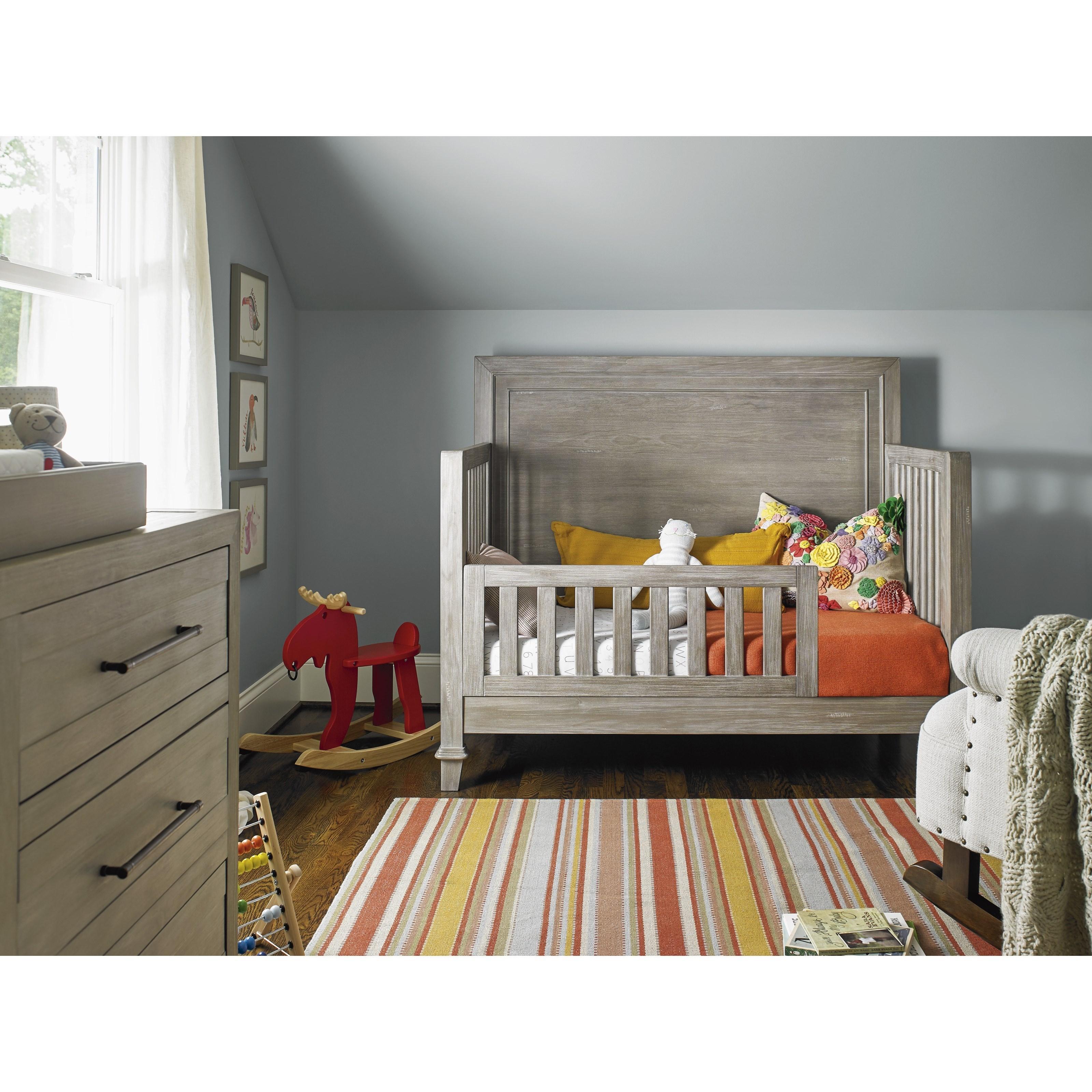 smartstuff scrimmage casual convertible crib toddler bed daybed full size bed belfort. Black Bedroom Furniture Sets. Home Design Ideas