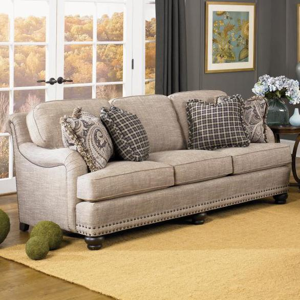 Smith brothers 388 english sofa with rolled back english for Sofa vs couch english