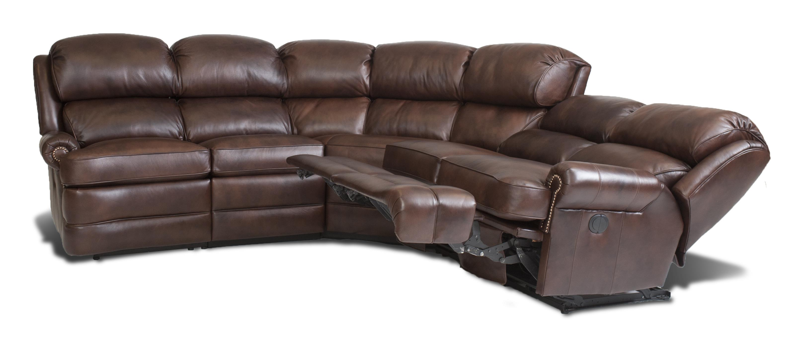 Reclining sectional sofa for 5 piece reclining sectional sofa