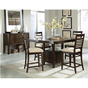 standard furniture avion dining room group j j