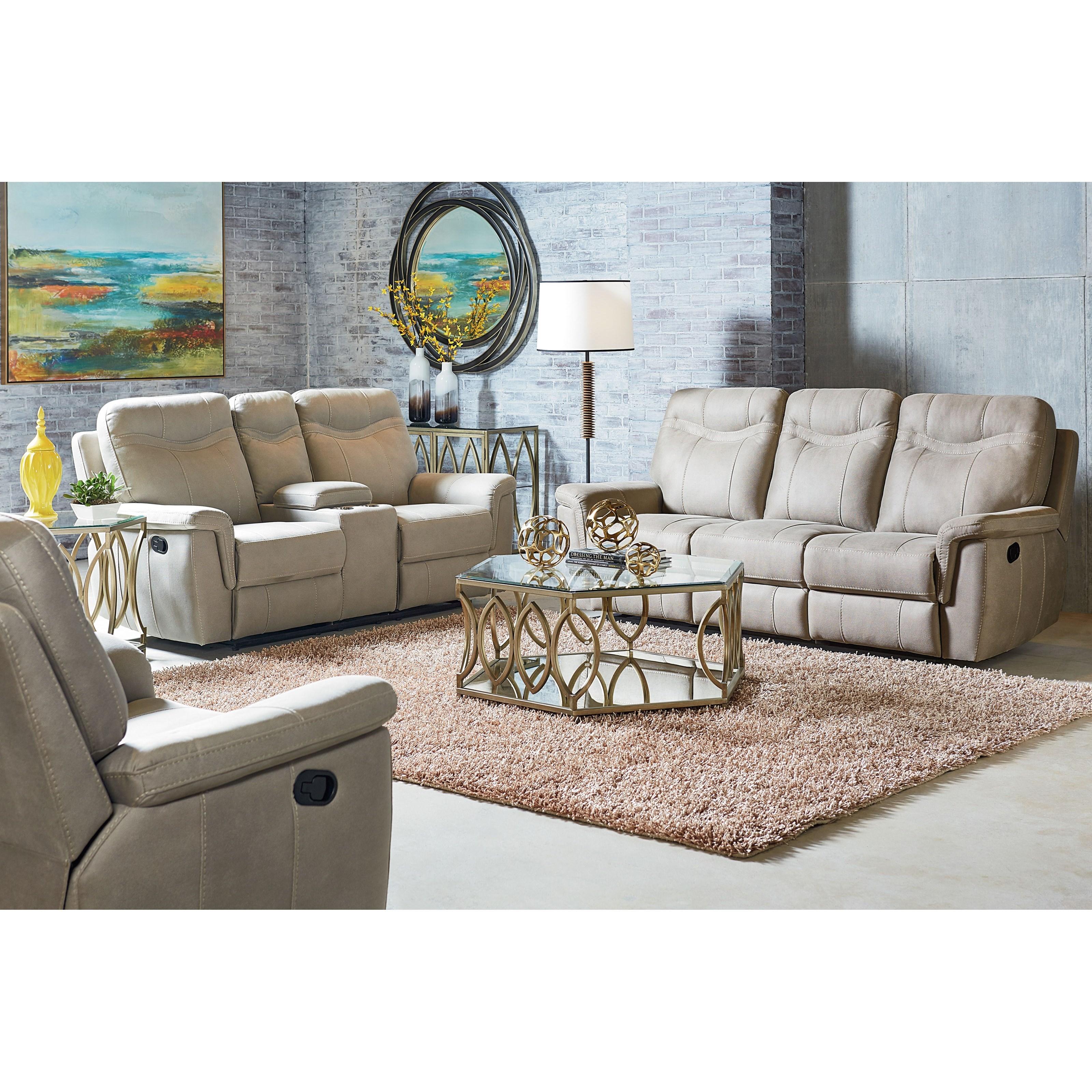 Standard Furniture Boardwalk Reclining Living Room Group Dunk Bright Furniture Reclining
