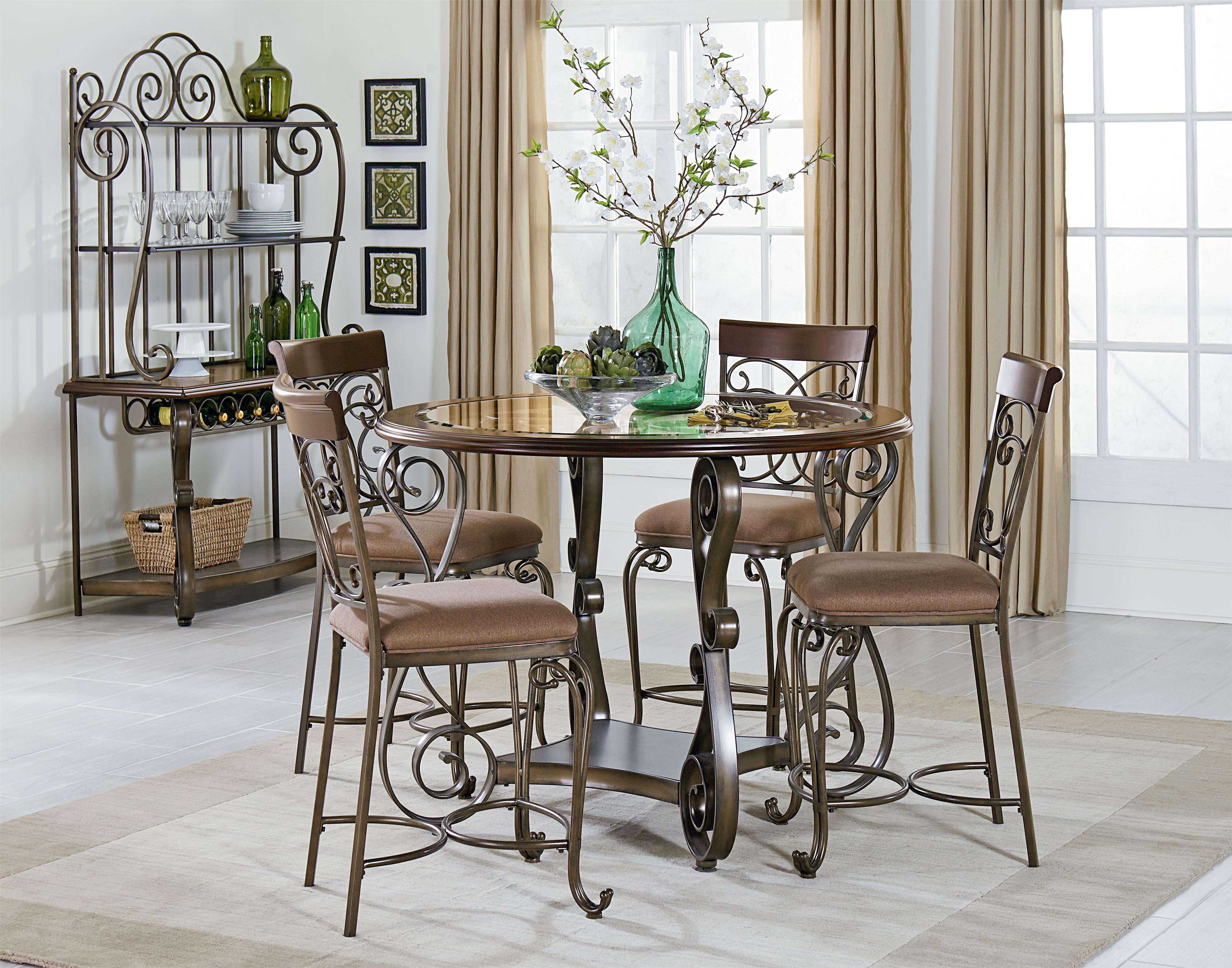 standard furniture bombay casual dining room group. Black Bedroom Furniture Sets. Home Design Ideas