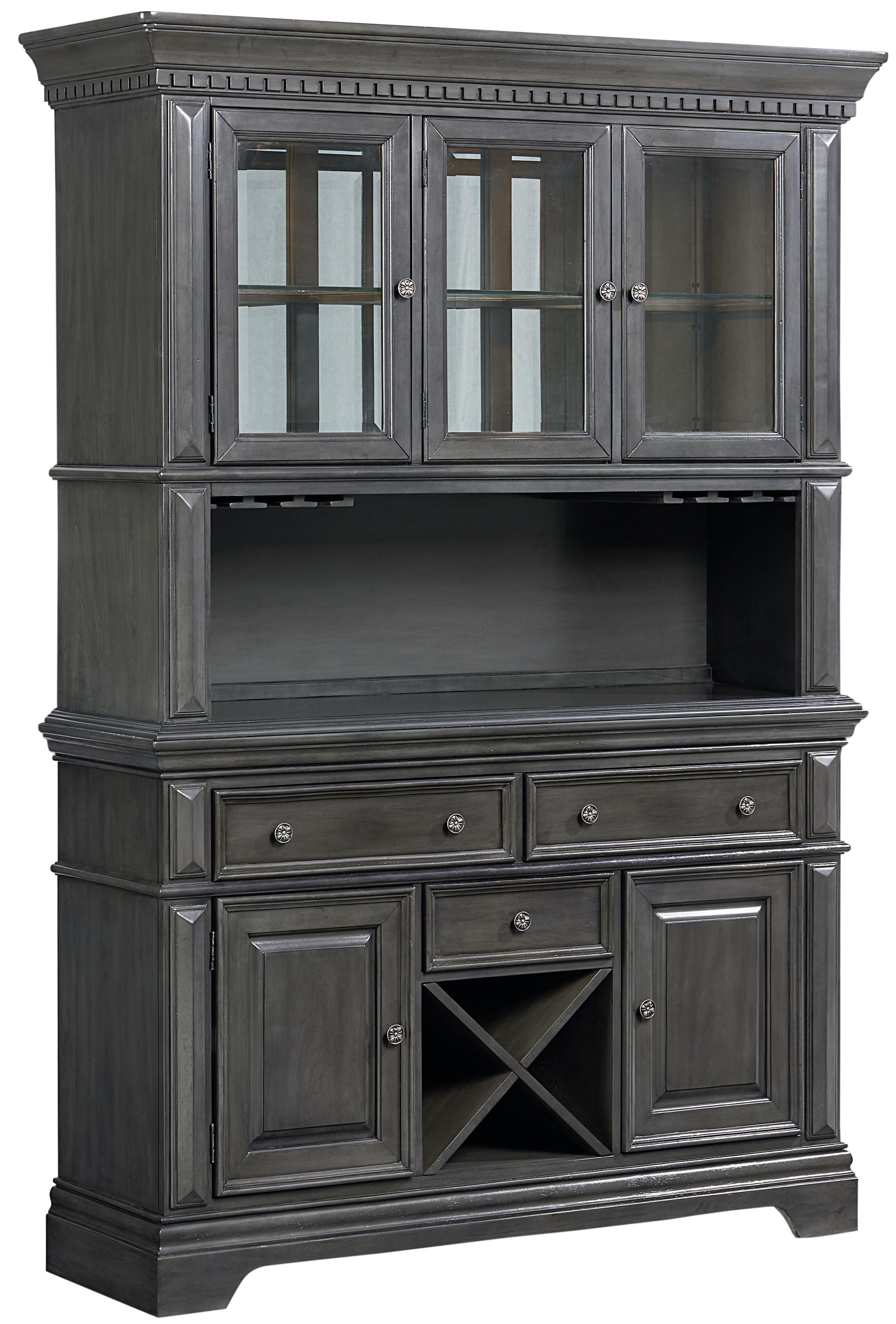 Standard Furniture Garrison Traditionally Styled China