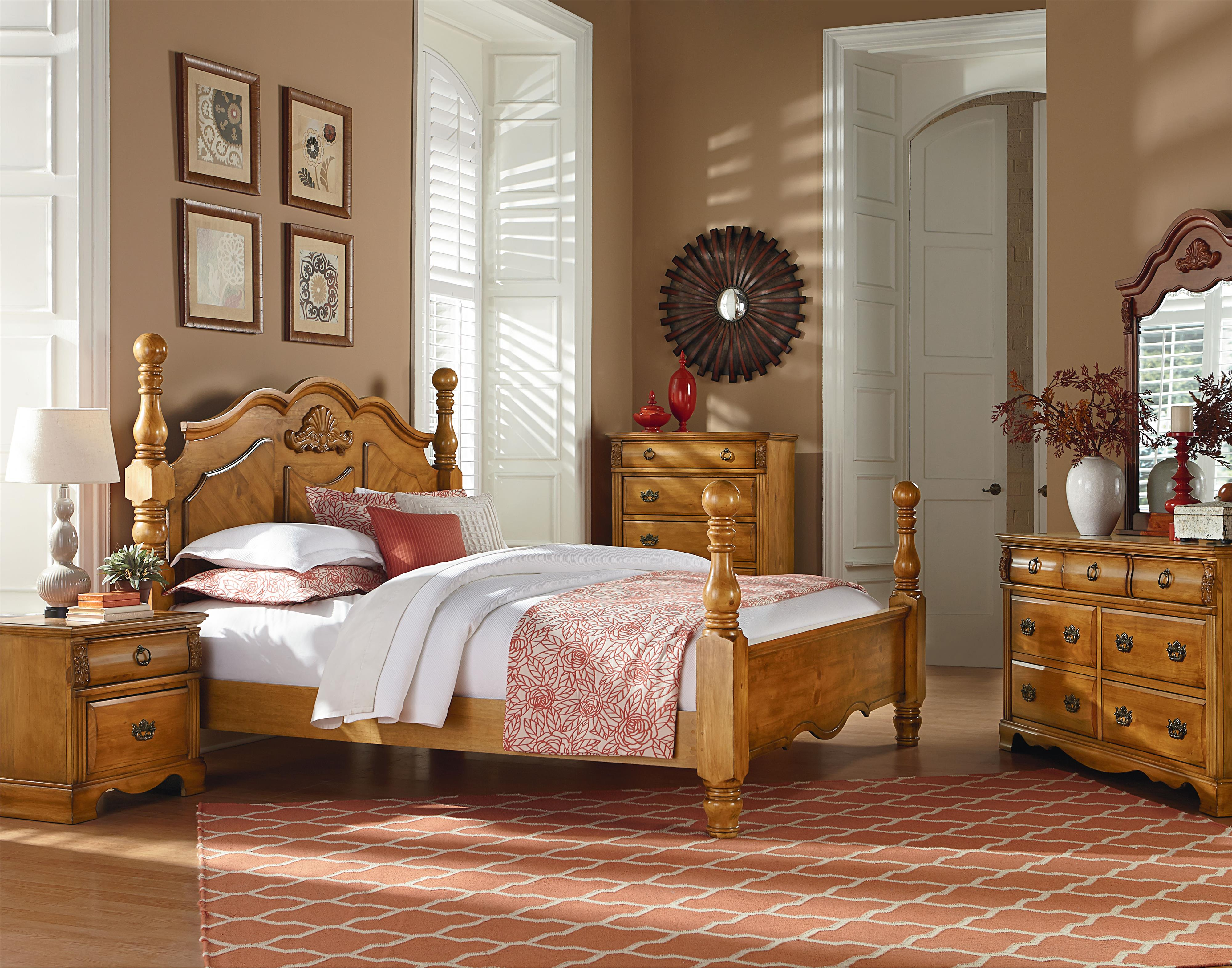 Standard Furniture Georgetown Queen Bedroom Group Dunk Bright Furniture Bedroom Group