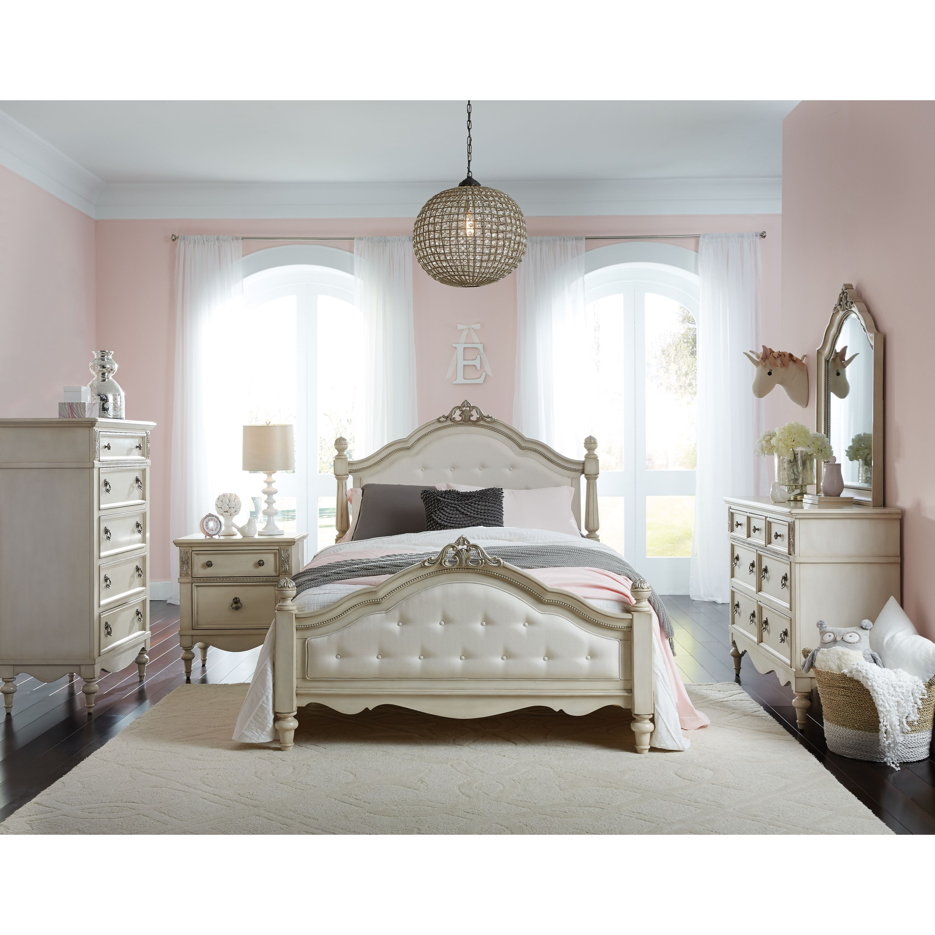 Standard Furniture Giselle Twin Bedroom Group Miskelly Furniture Bedroom Groups